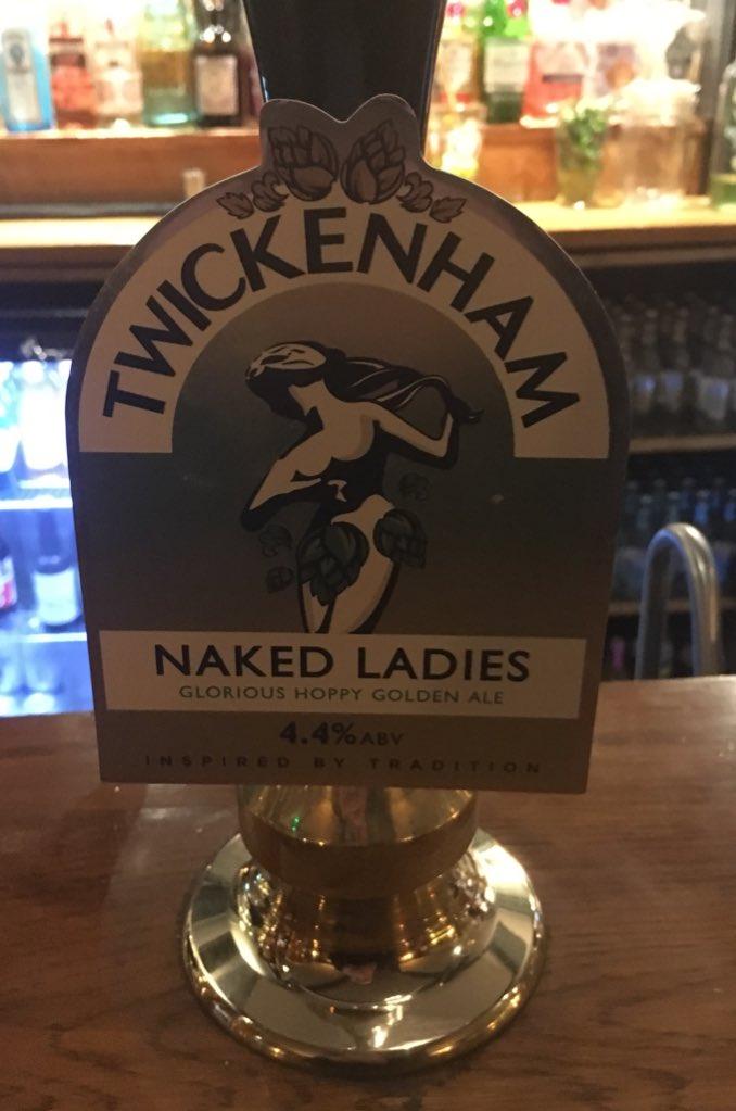1: Naked Ladies