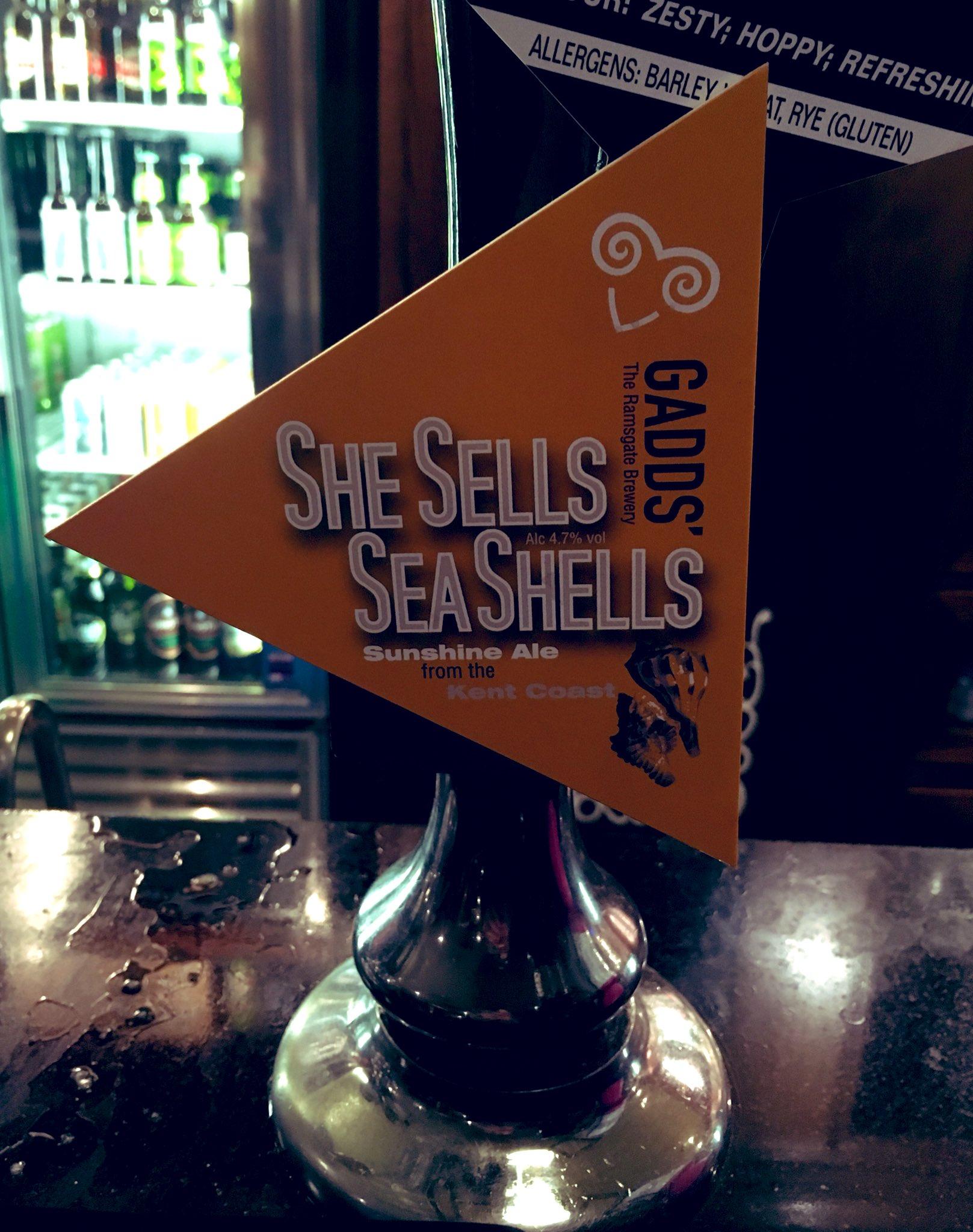 17: She Sells Sea Shells