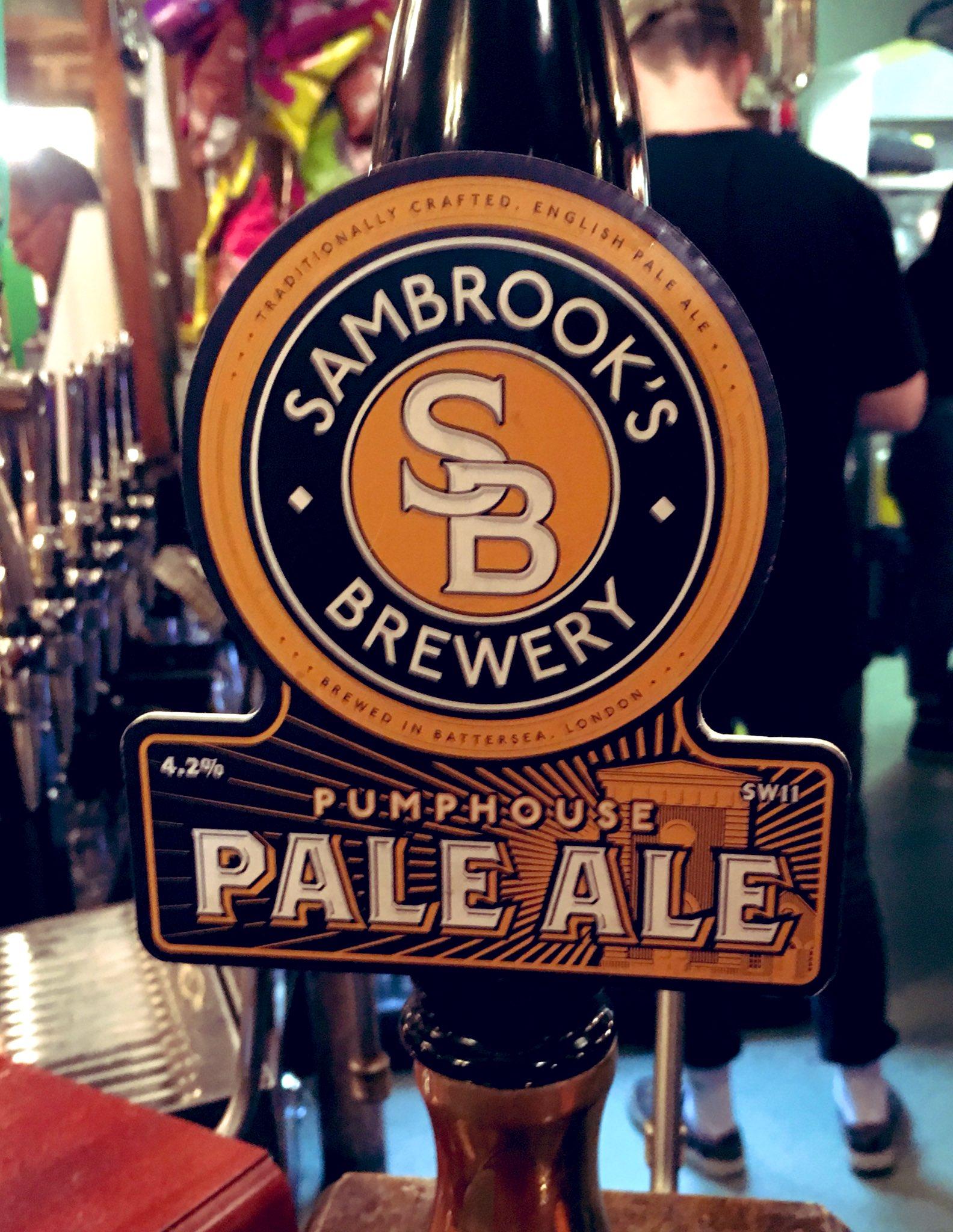 29: Pumphouse Pale Ale