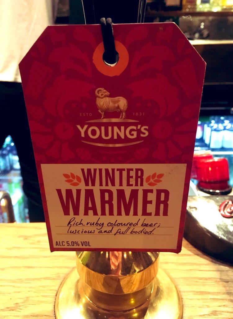 36: Winter Warmer