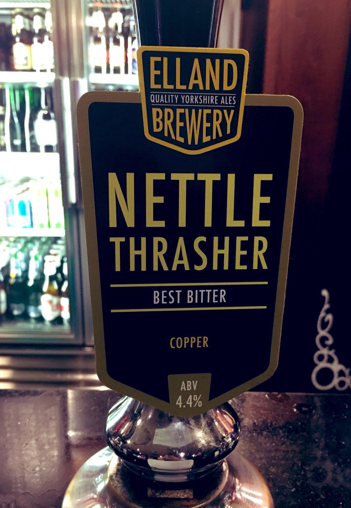 42: Nettle Thrasher