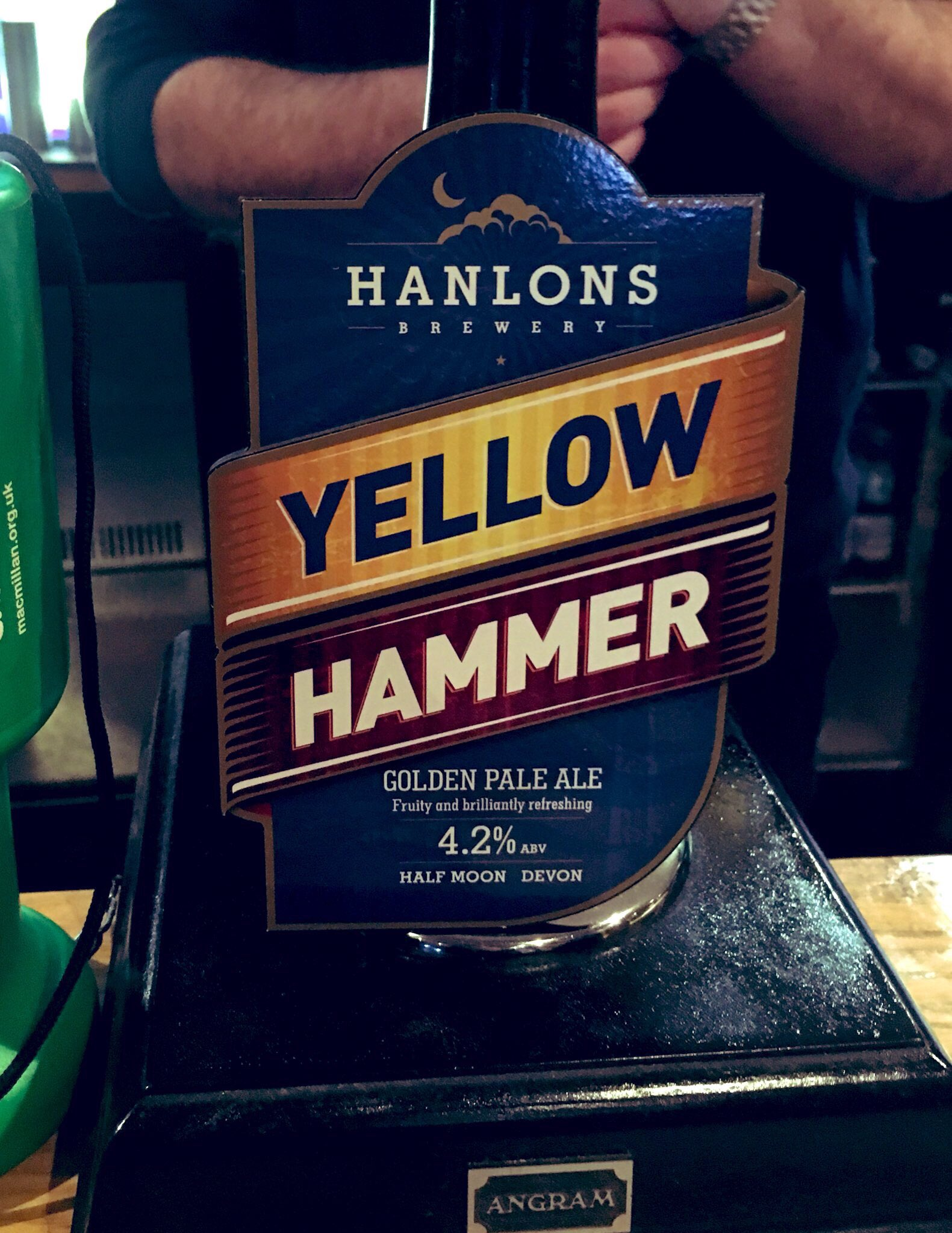 48: Yellow Hammer
