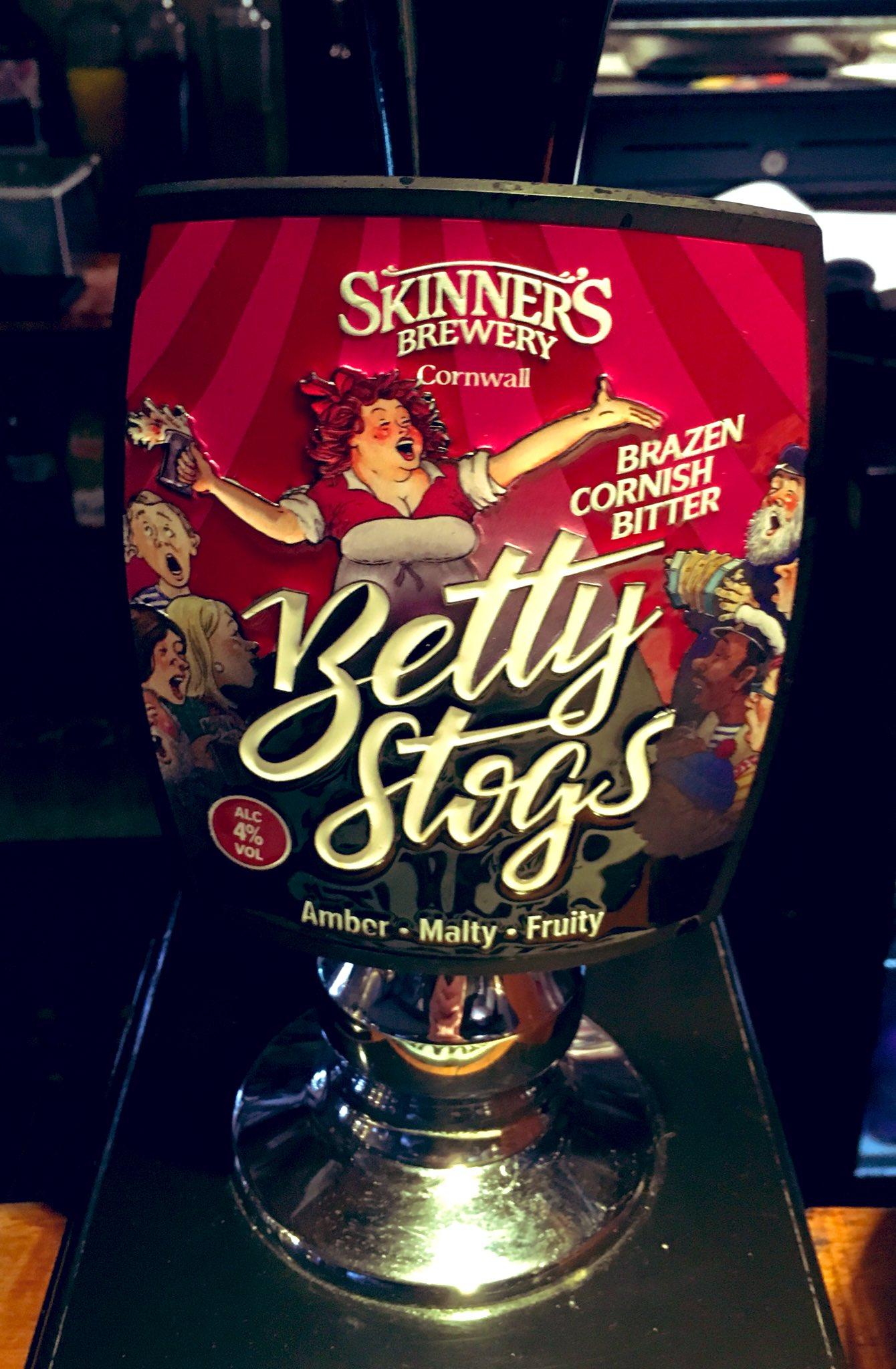 55: Betty Stogs
