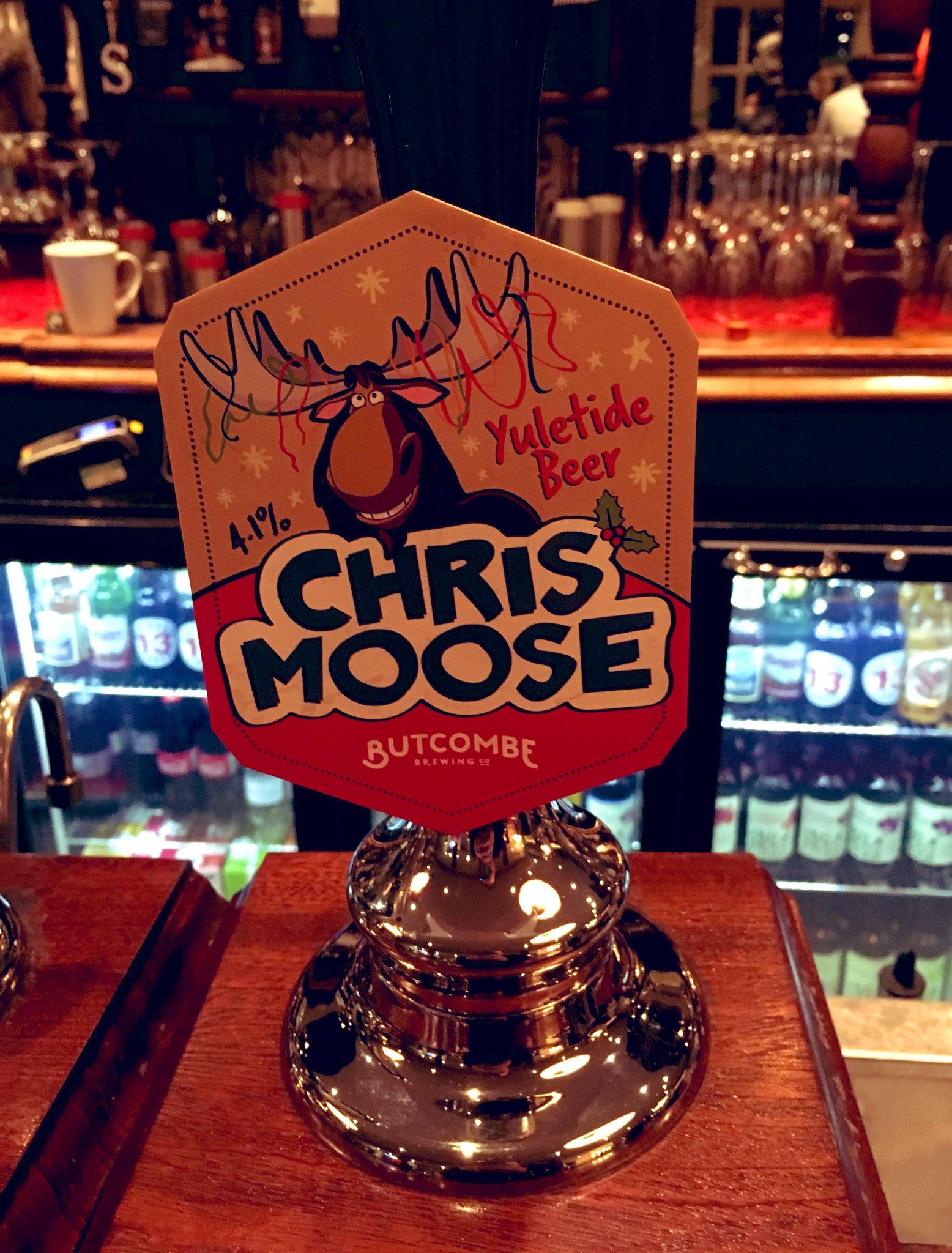 8: Chris Moose