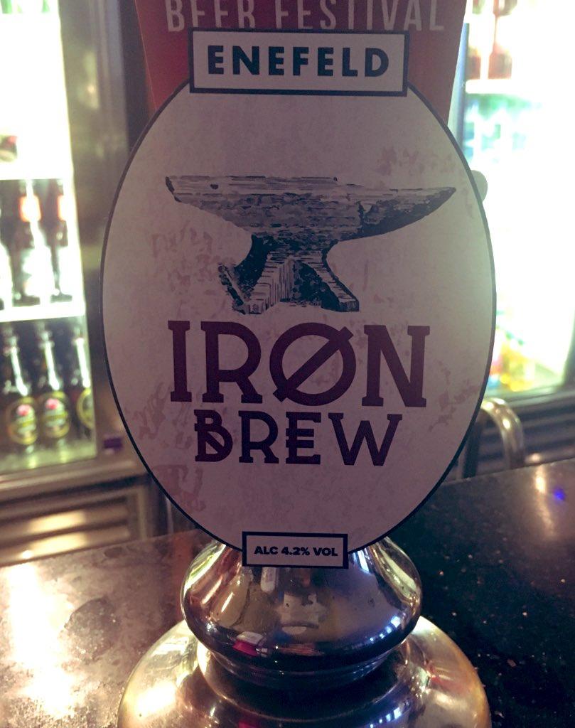 62: Iron Brew