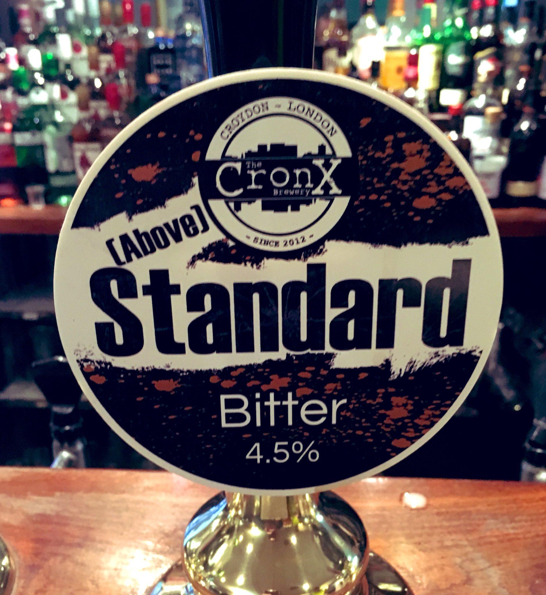 67: Above Standard