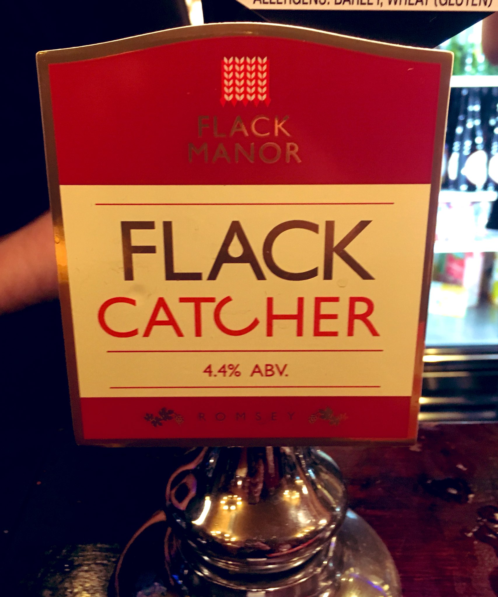 80: Flack Catcher