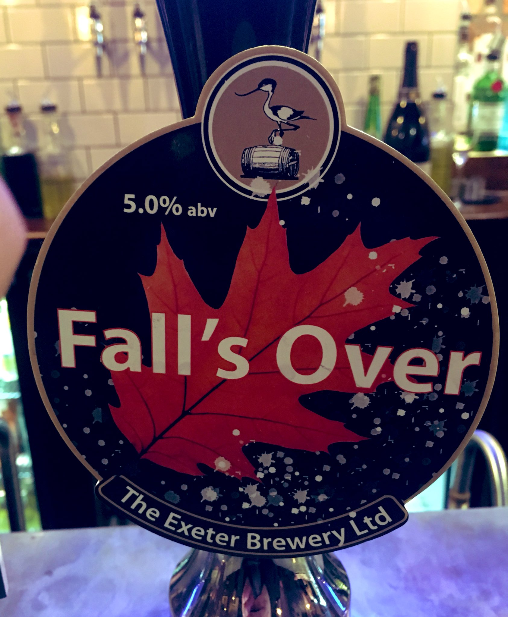 82: Fall's Over