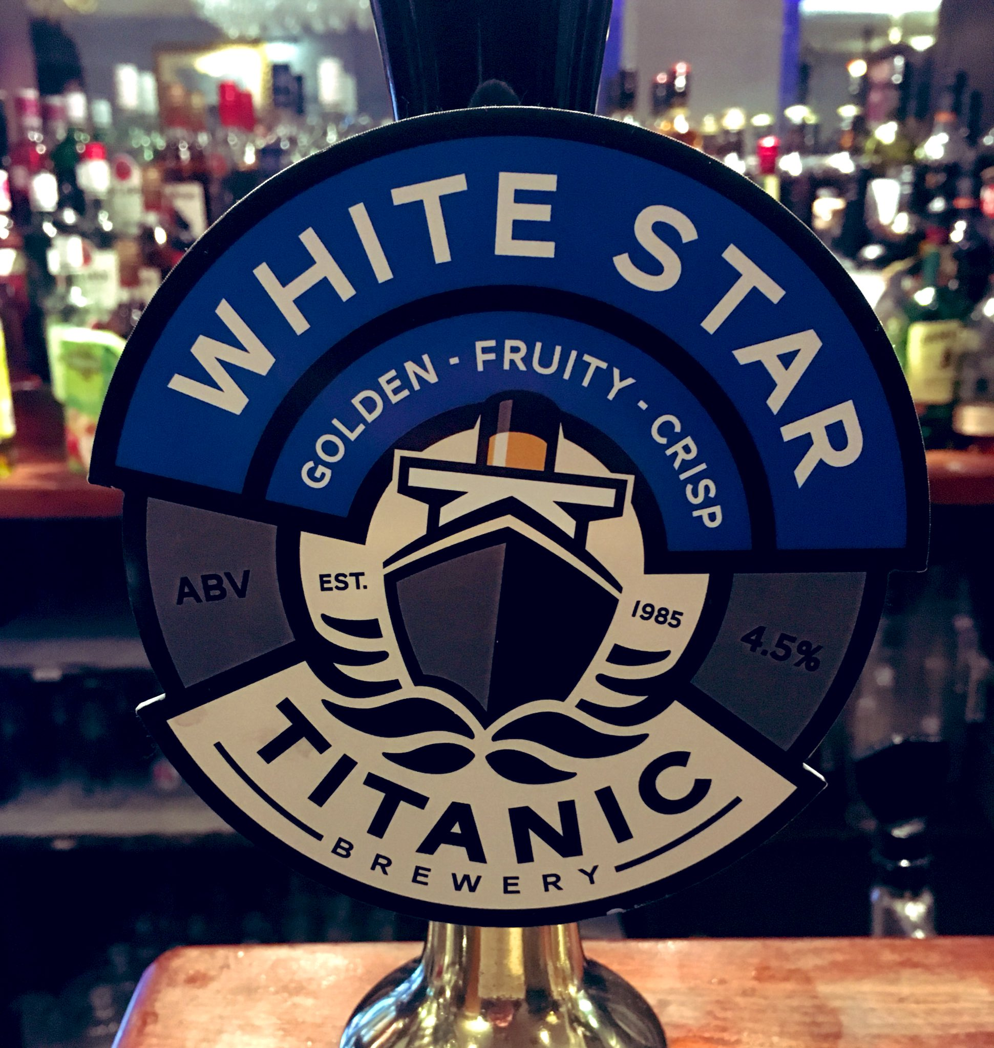 84: White Star