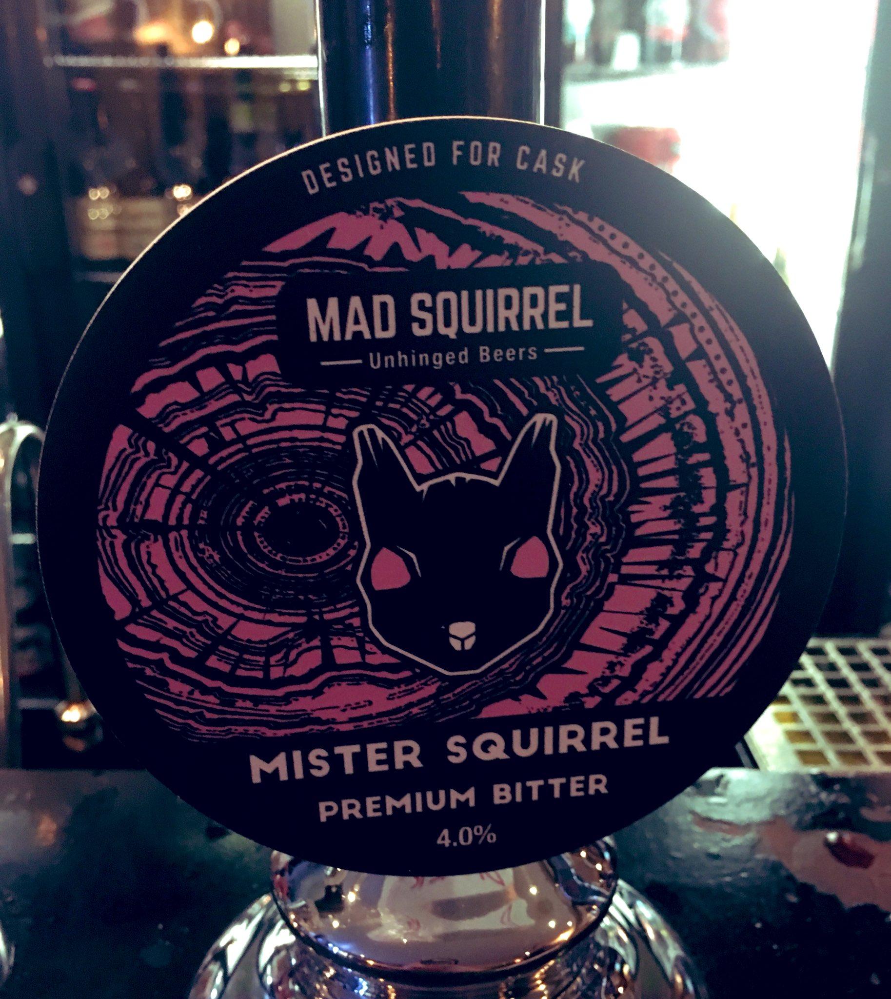 89: Mister Squirrel
