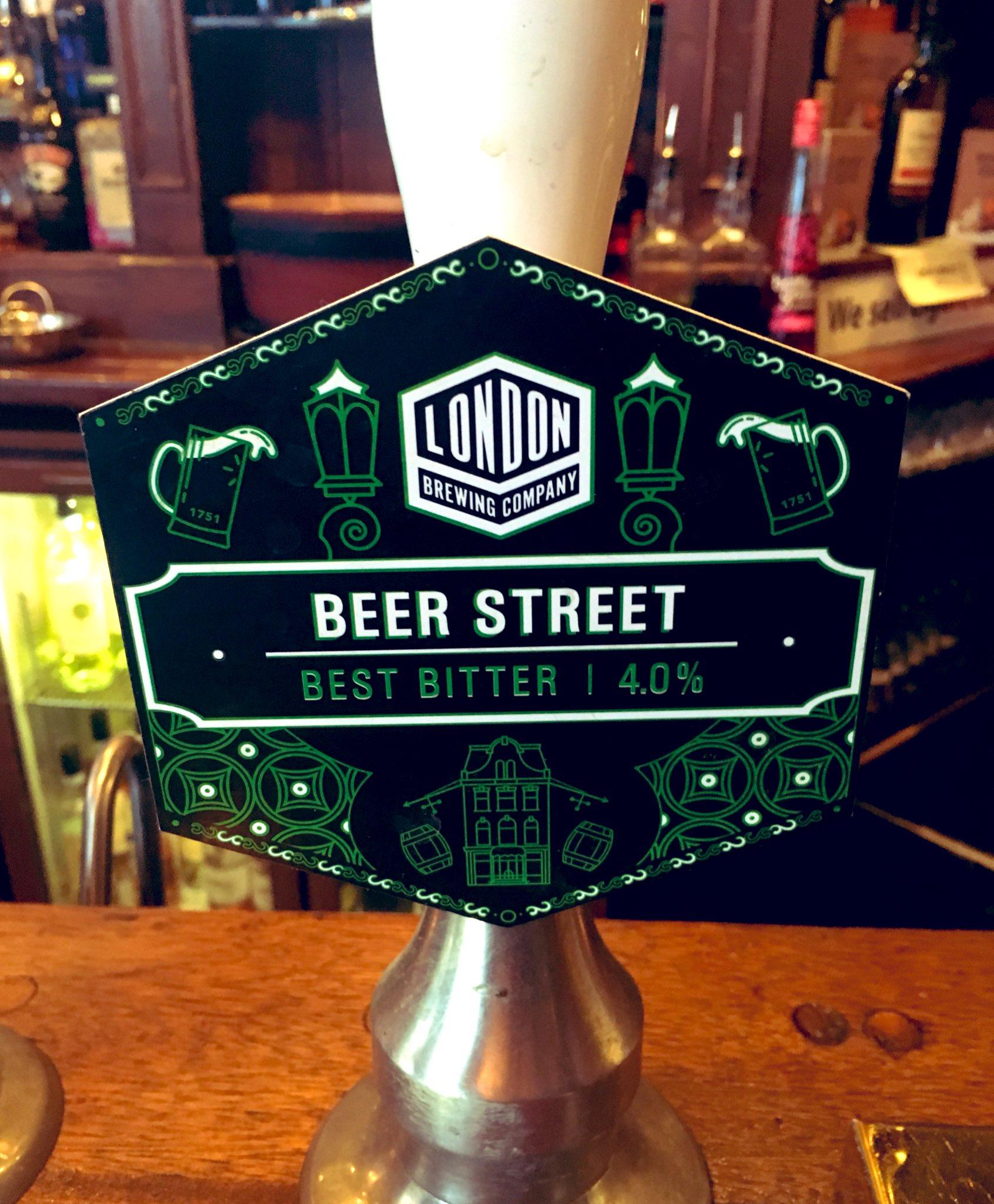 92: Beer Street