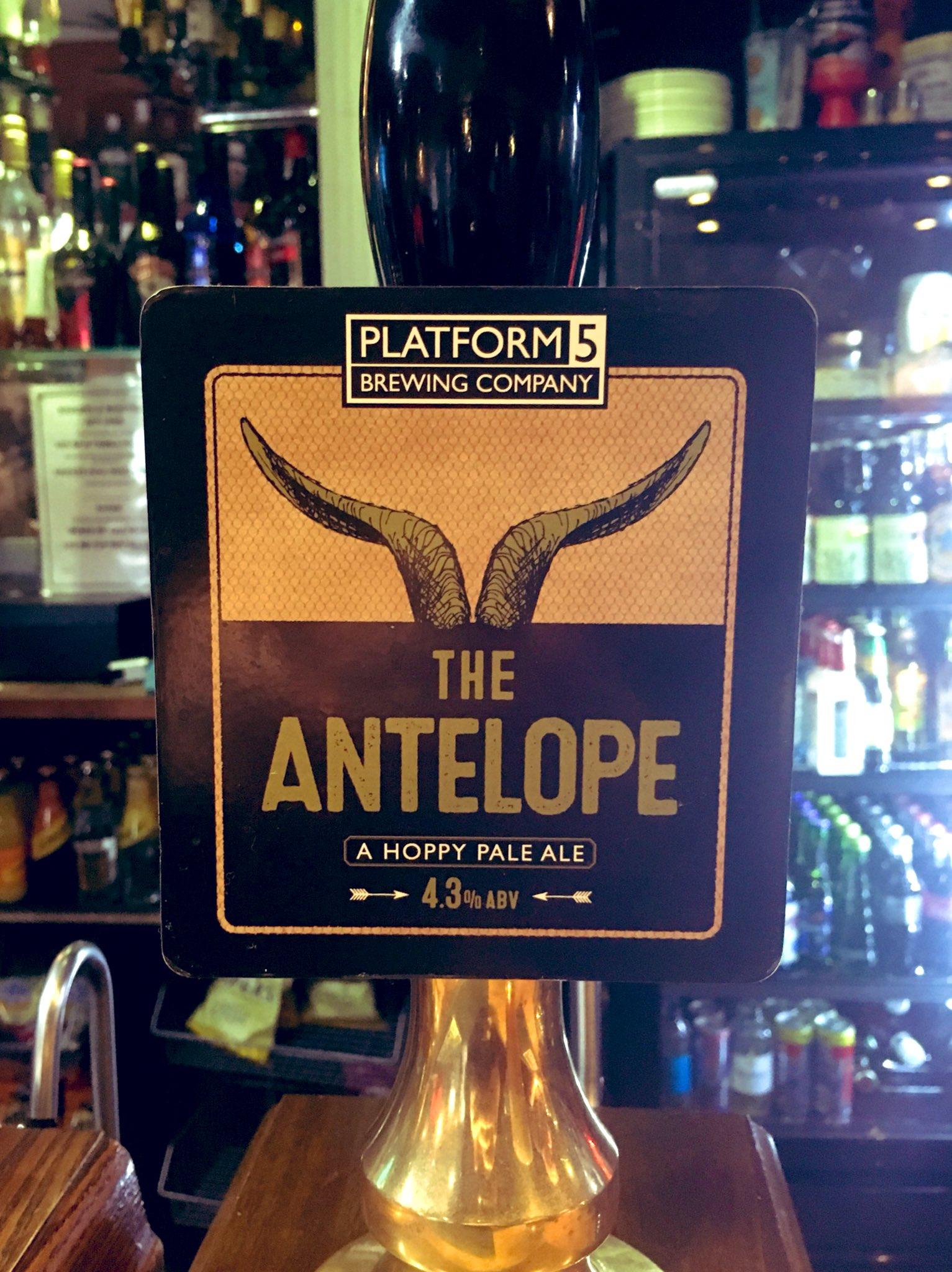 114: Antelope