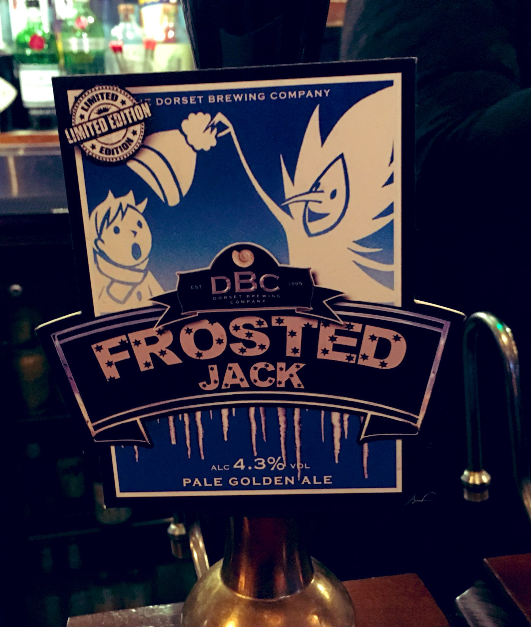 95: Frosted Jack