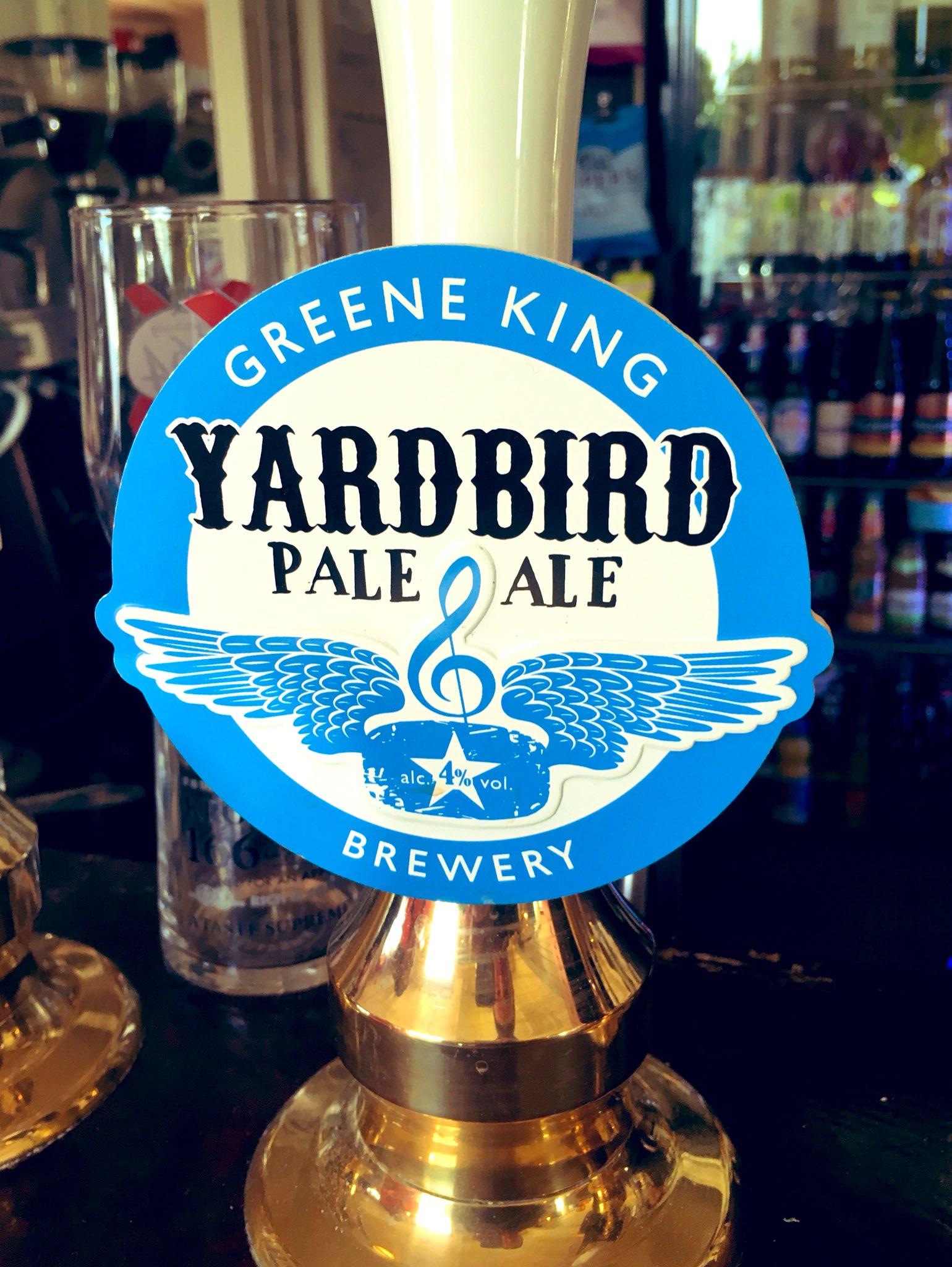 98: Yardbird