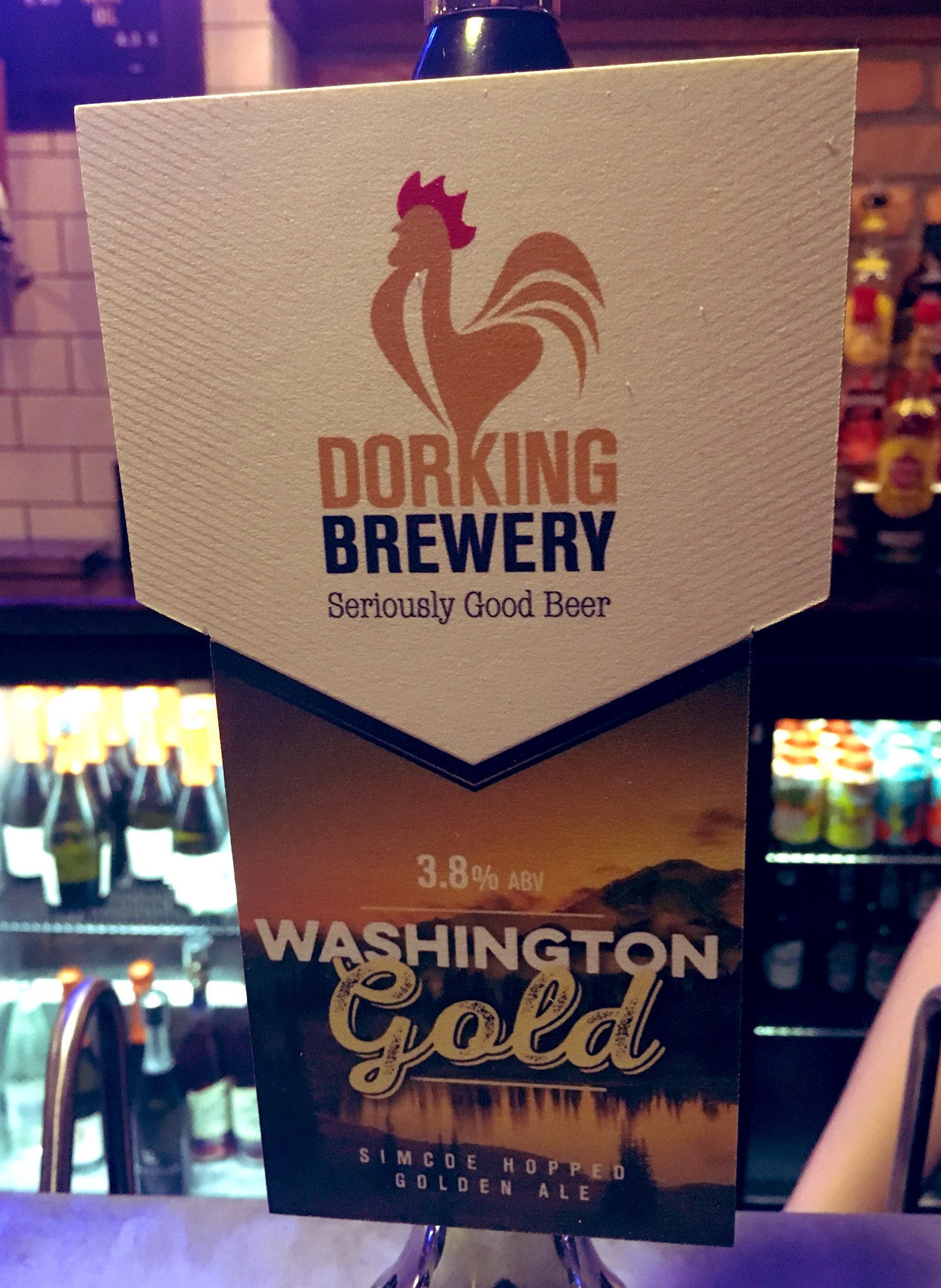 130: Washington Gold