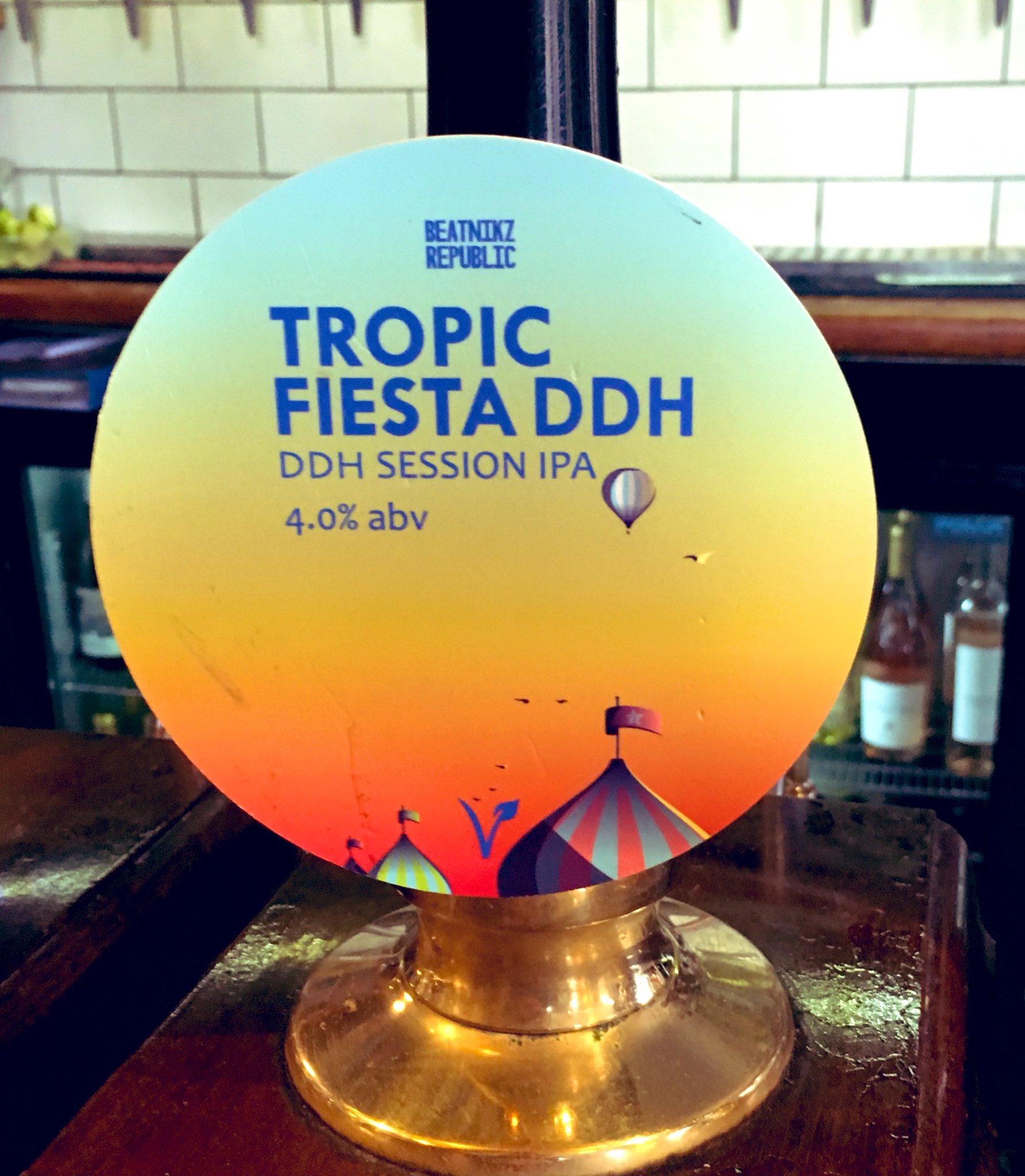 156: Tropic Fiesta DDH