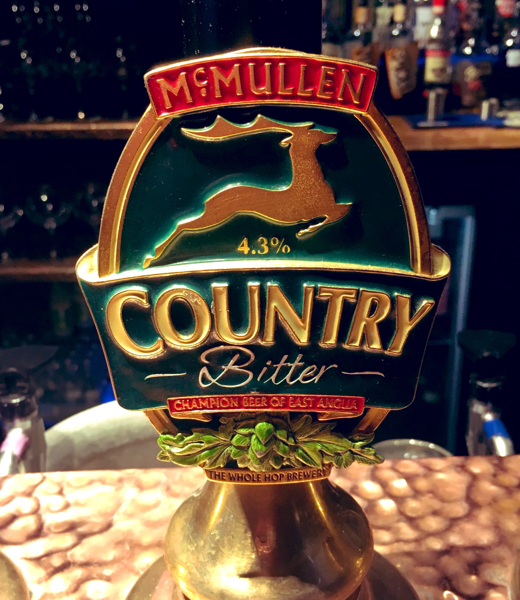 158: Country Bitter