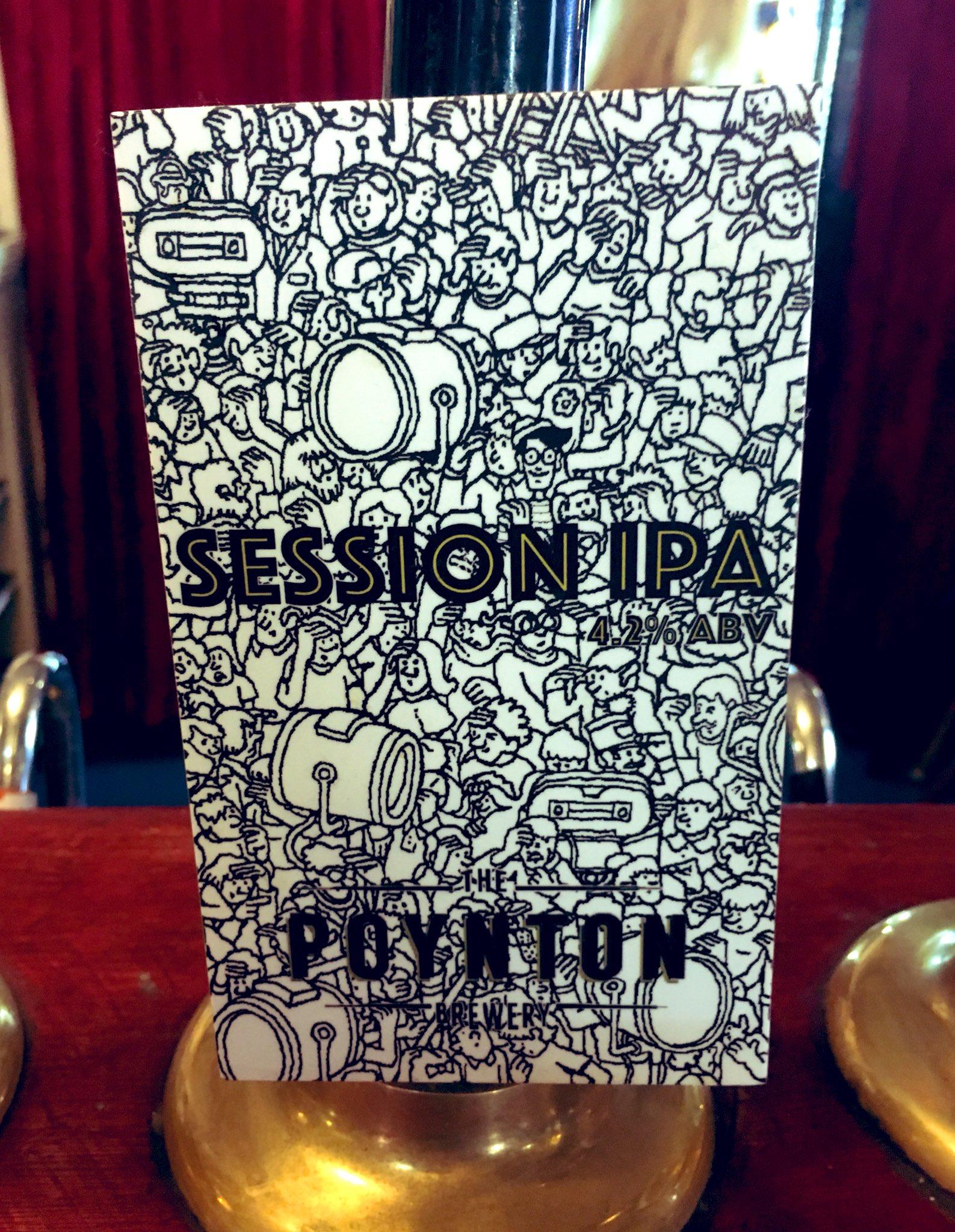 169: Session IPA
