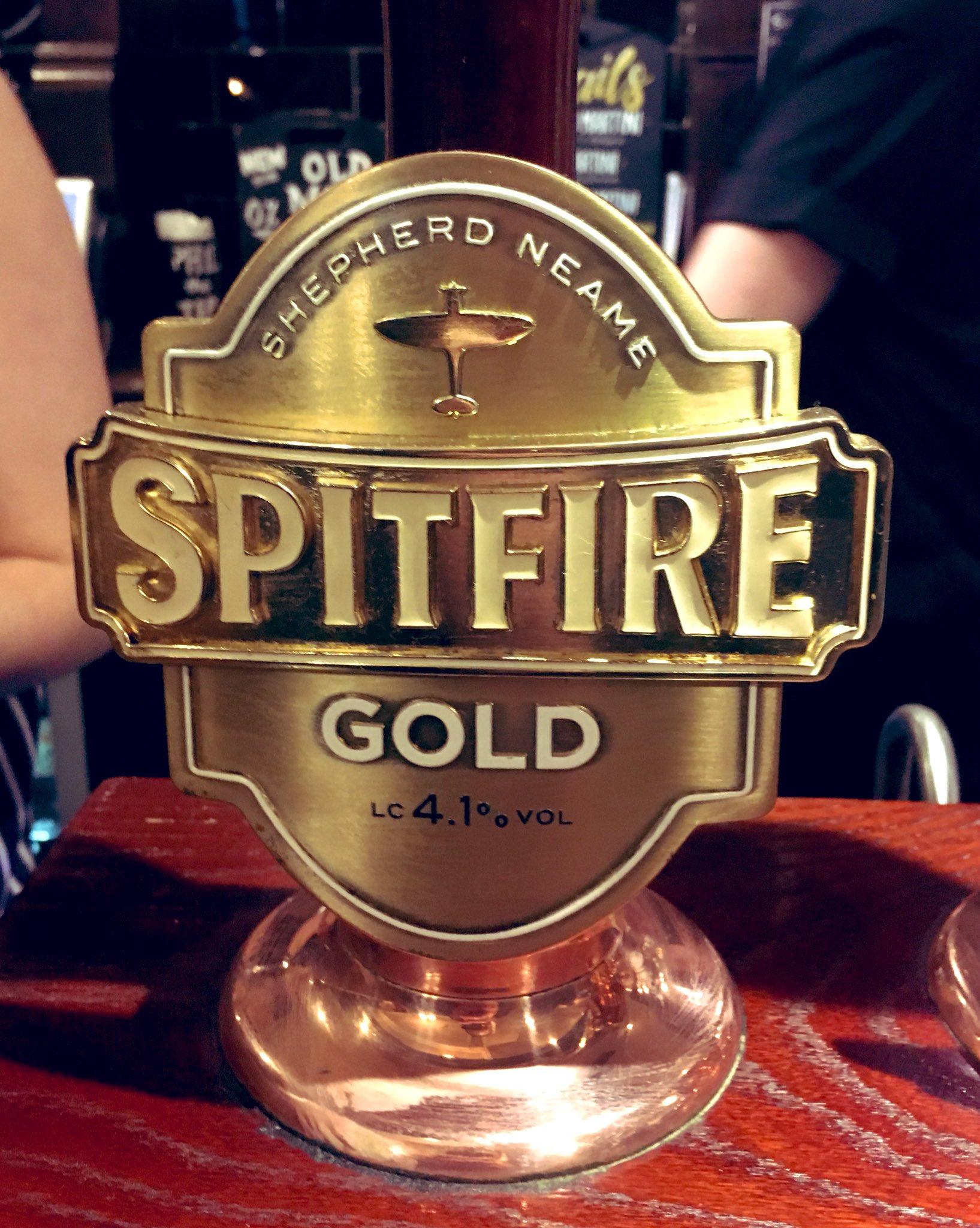 174: Spitfire Gold