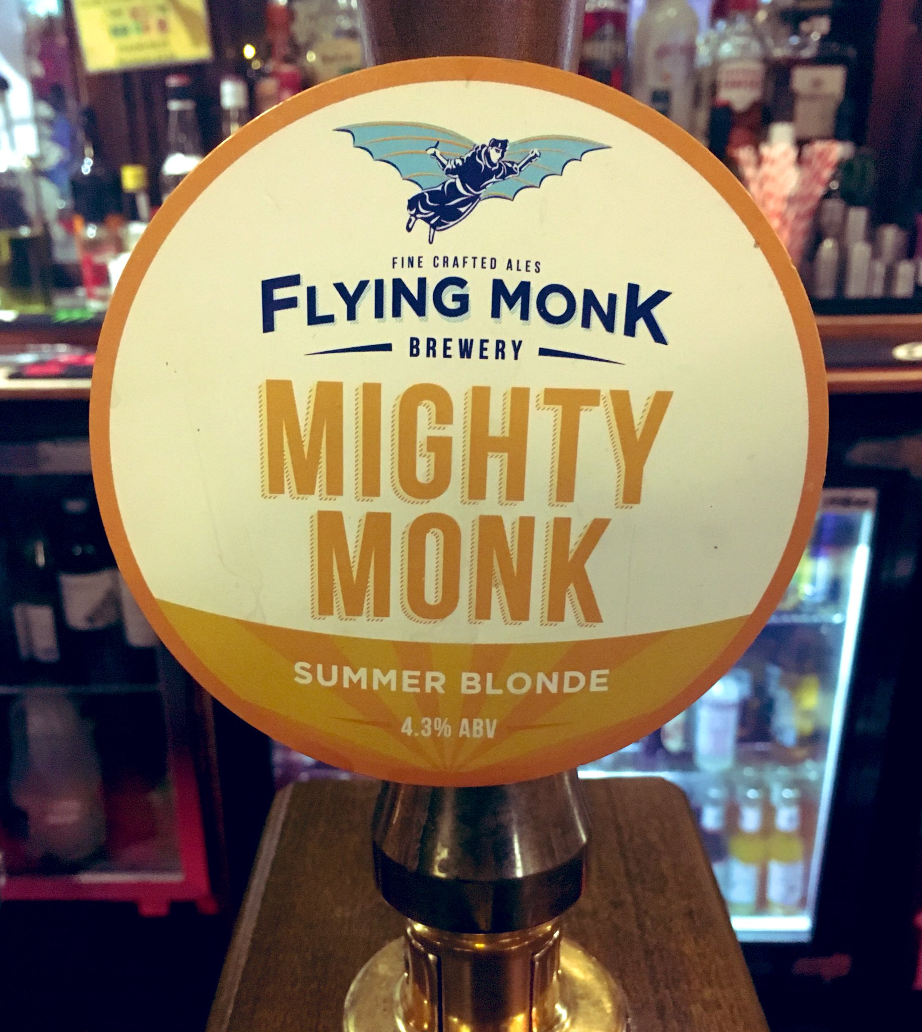176: Mighty Monk