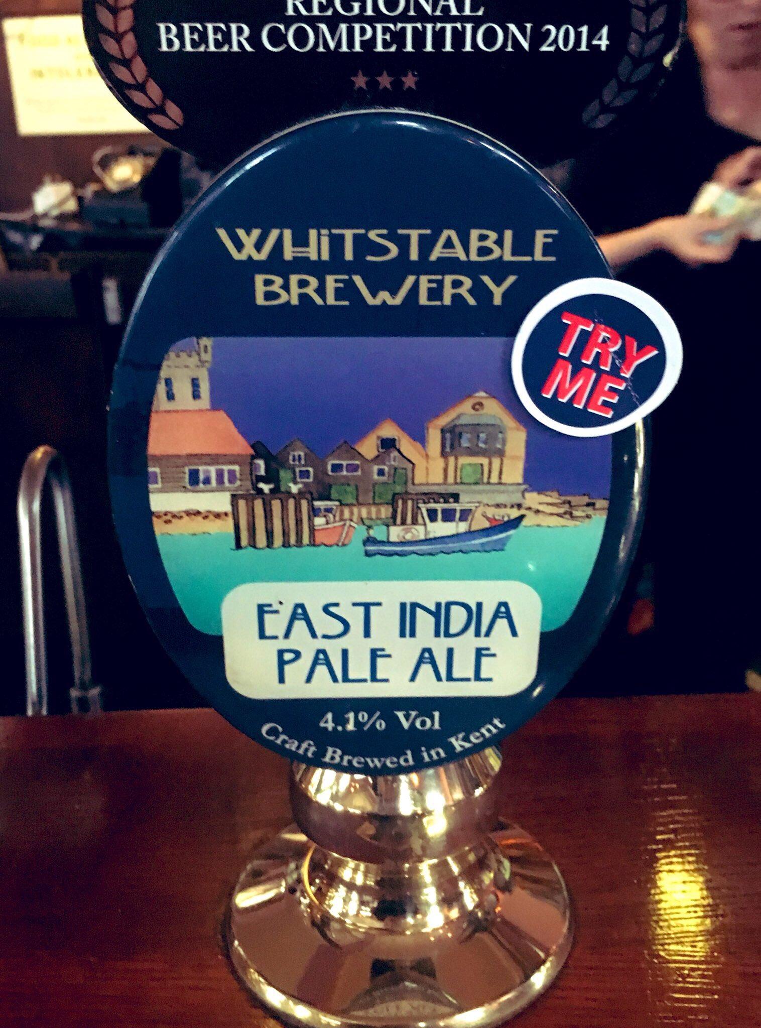 180: East India Pale Ale