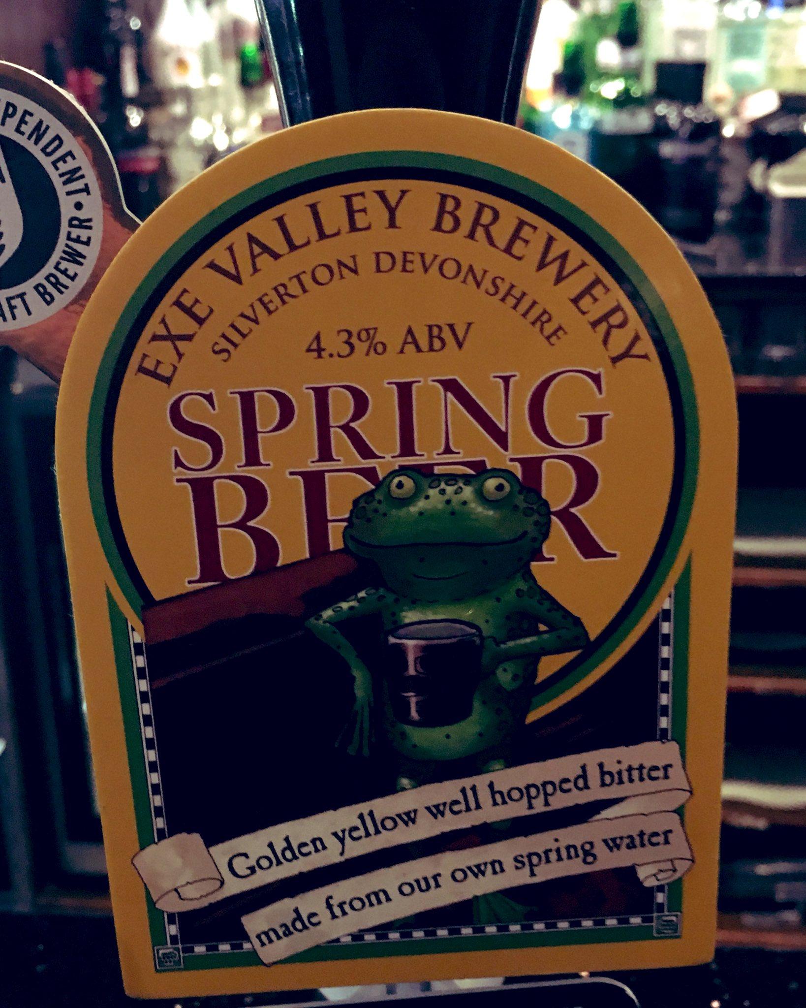 183: Spring Beer