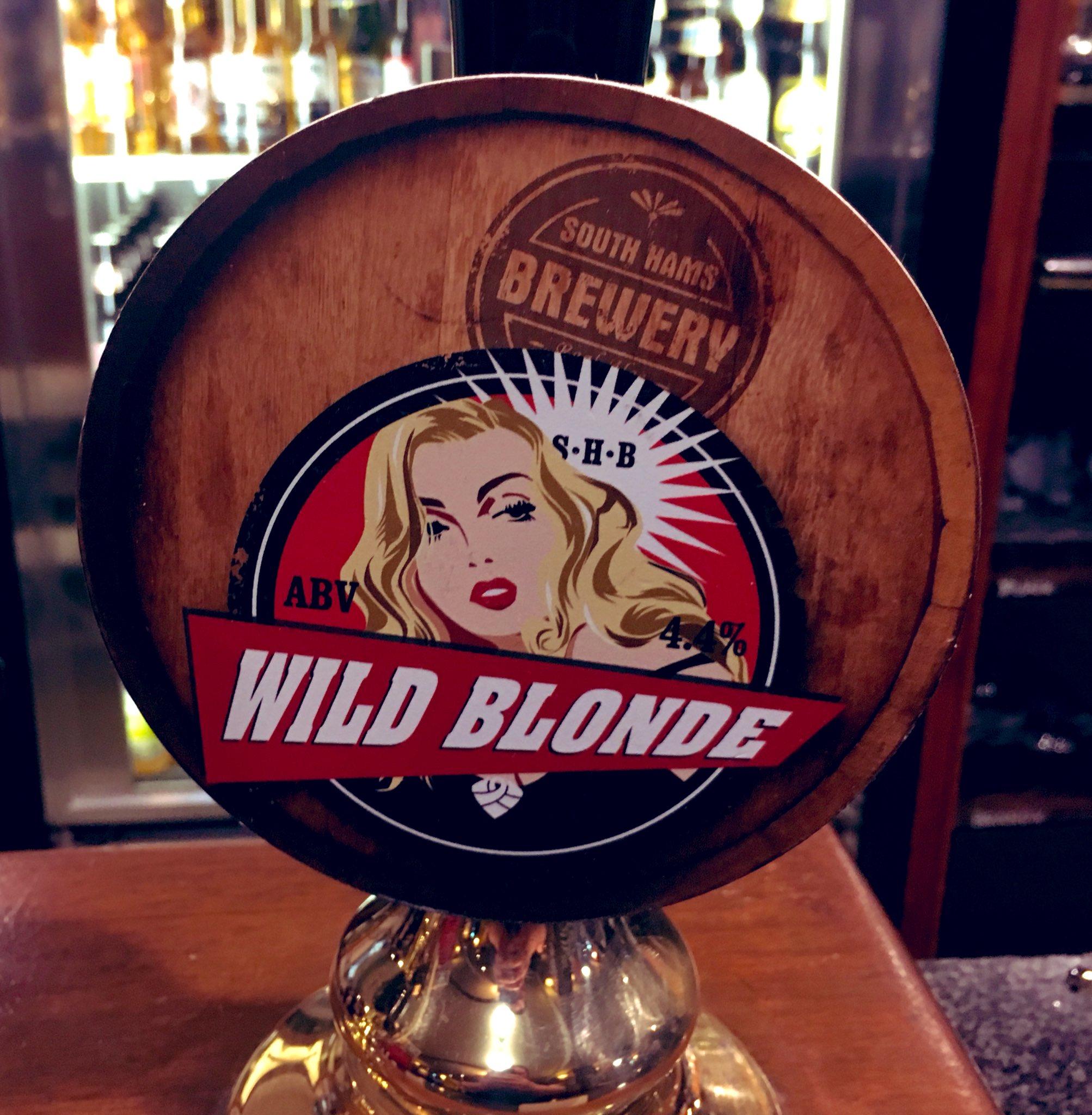 188: Wild Blonde