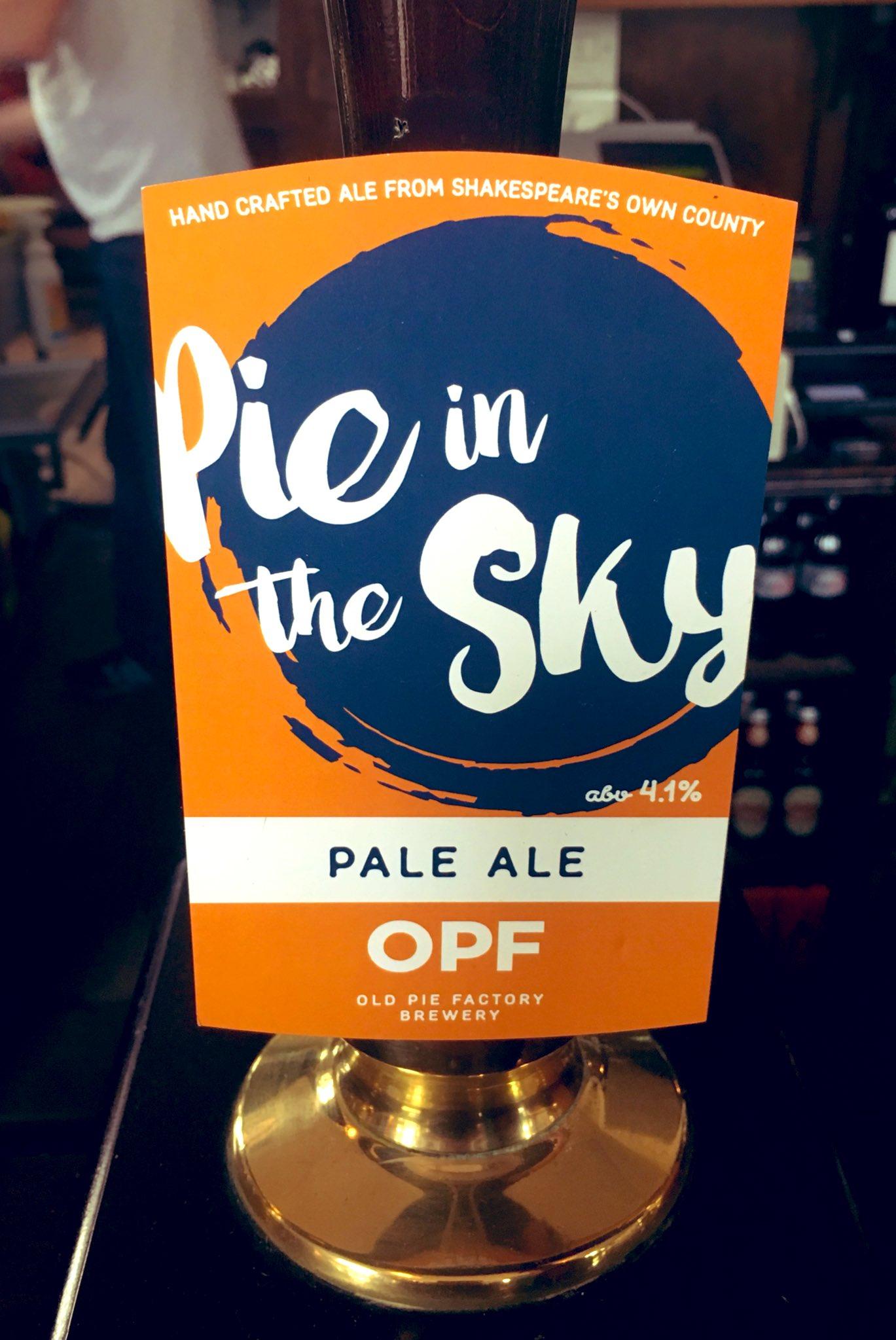 189: Pie in the Sky