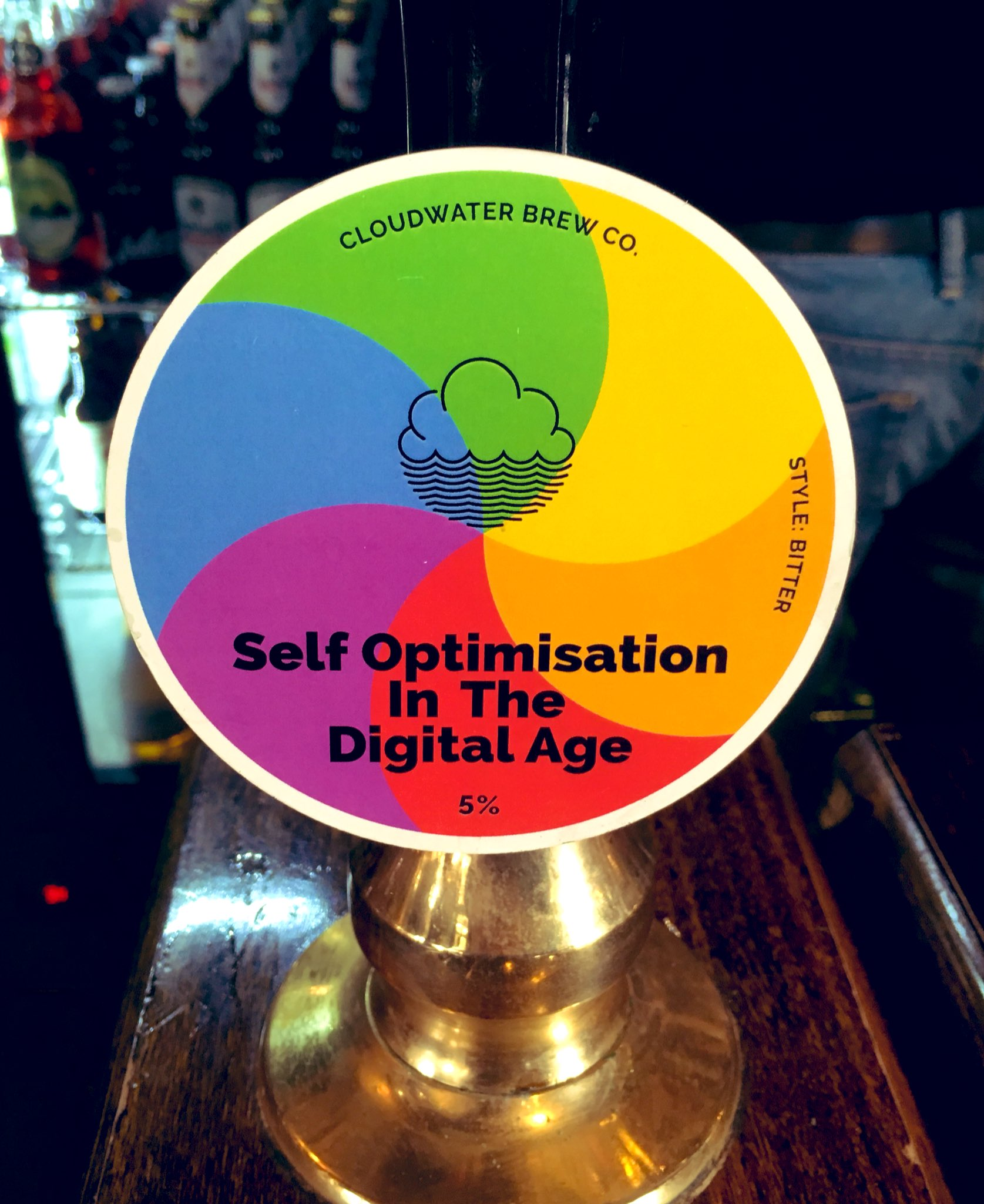 209: Self Optimisation in the Digital Age
