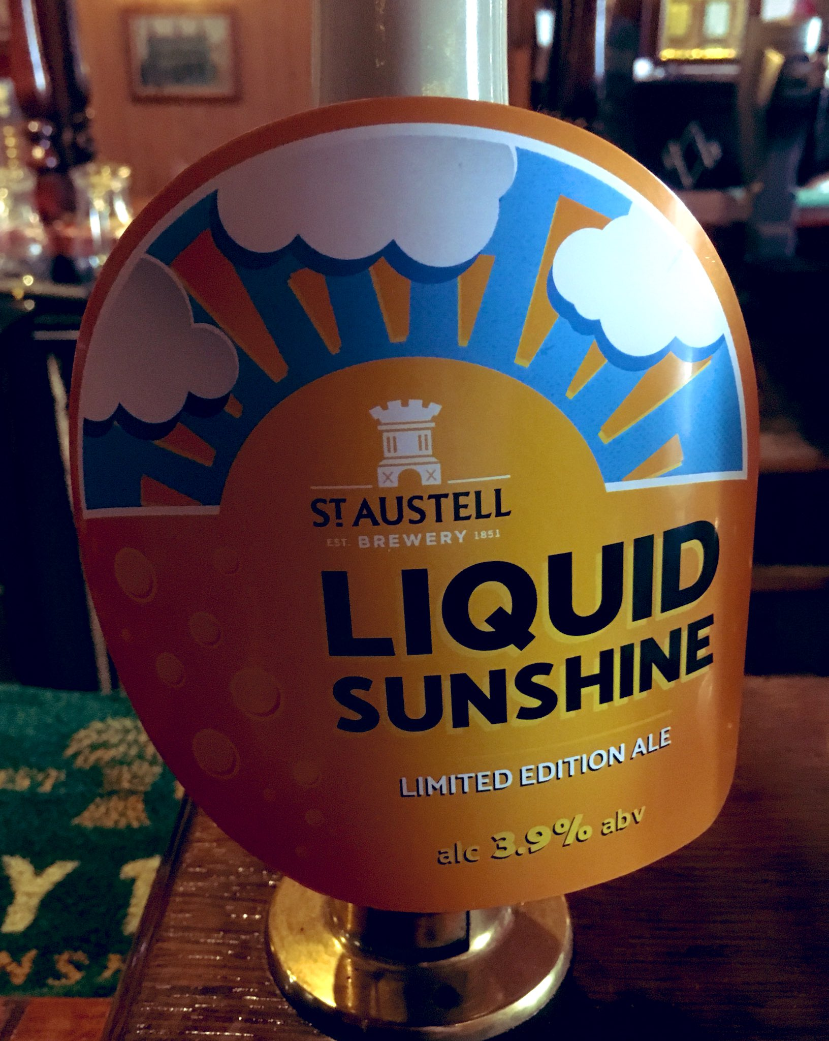 220: Liquid Sunshine