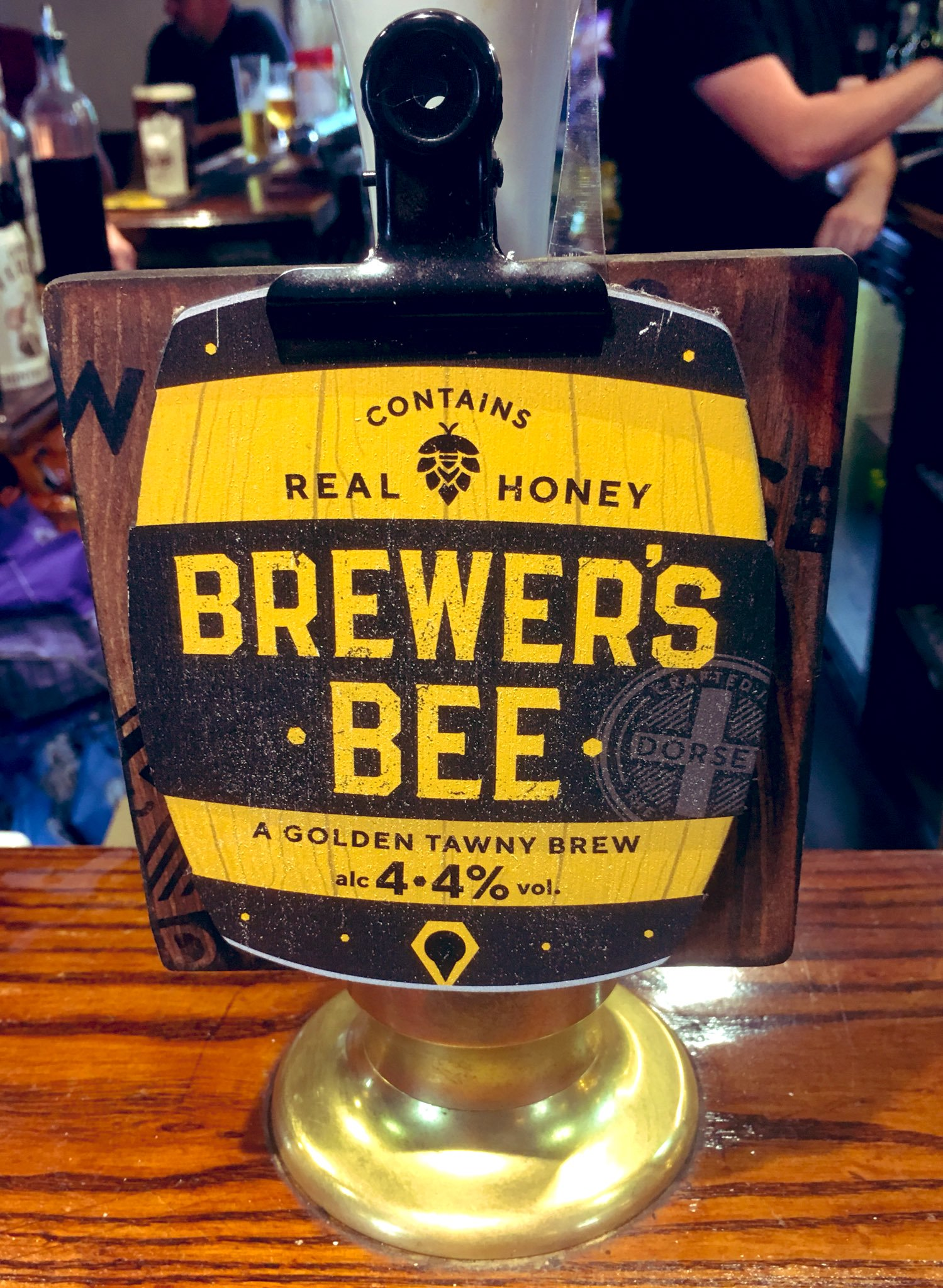 230: Brewer's Bee