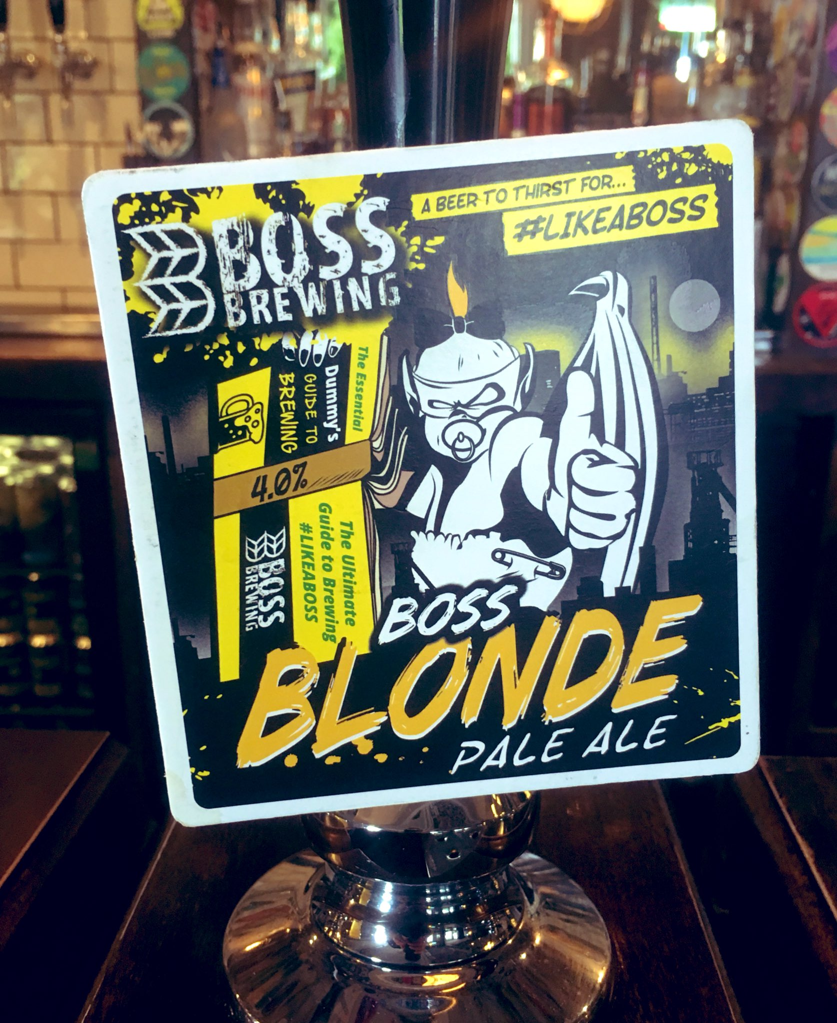 234: Boss Blonde