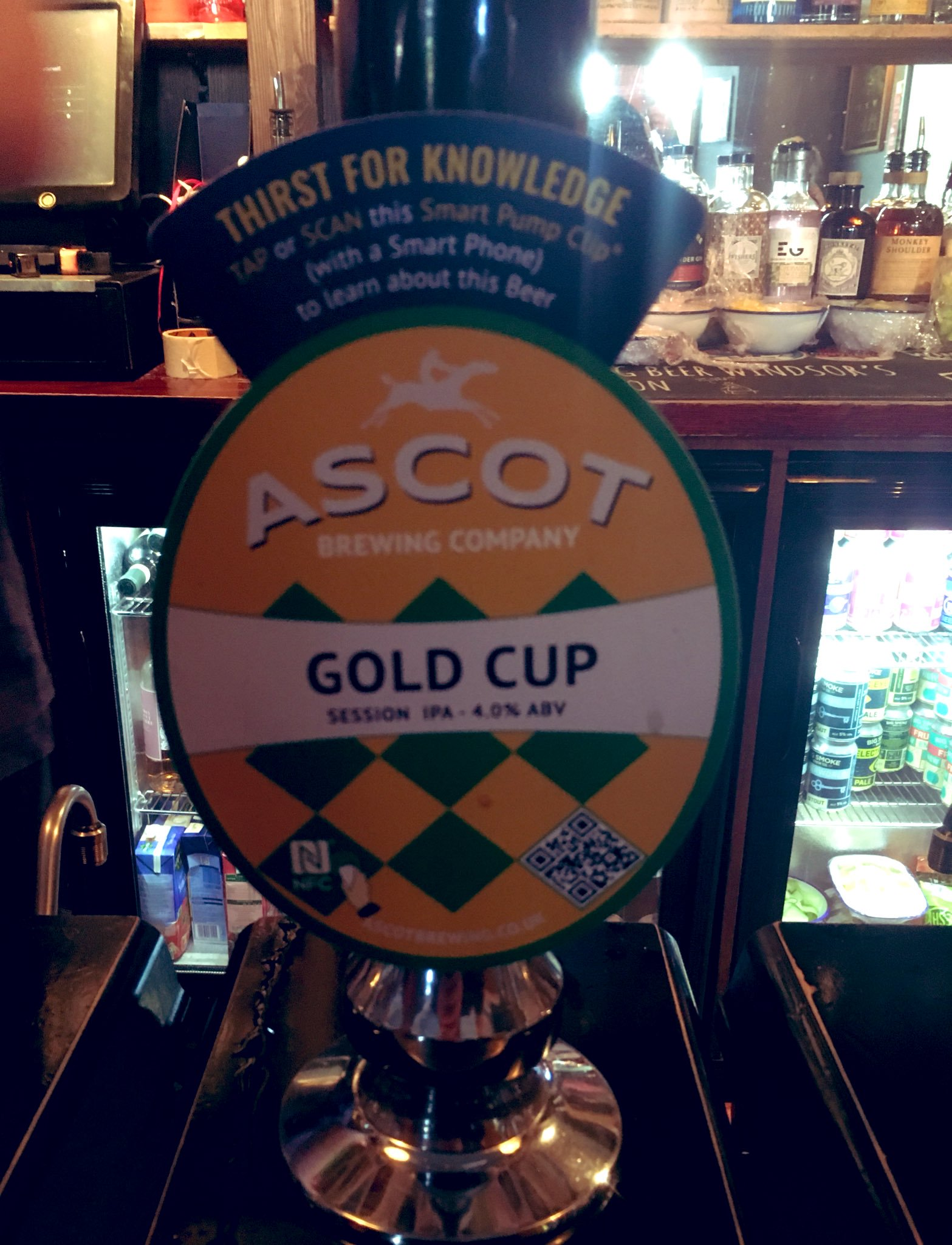 253: Gold Cup