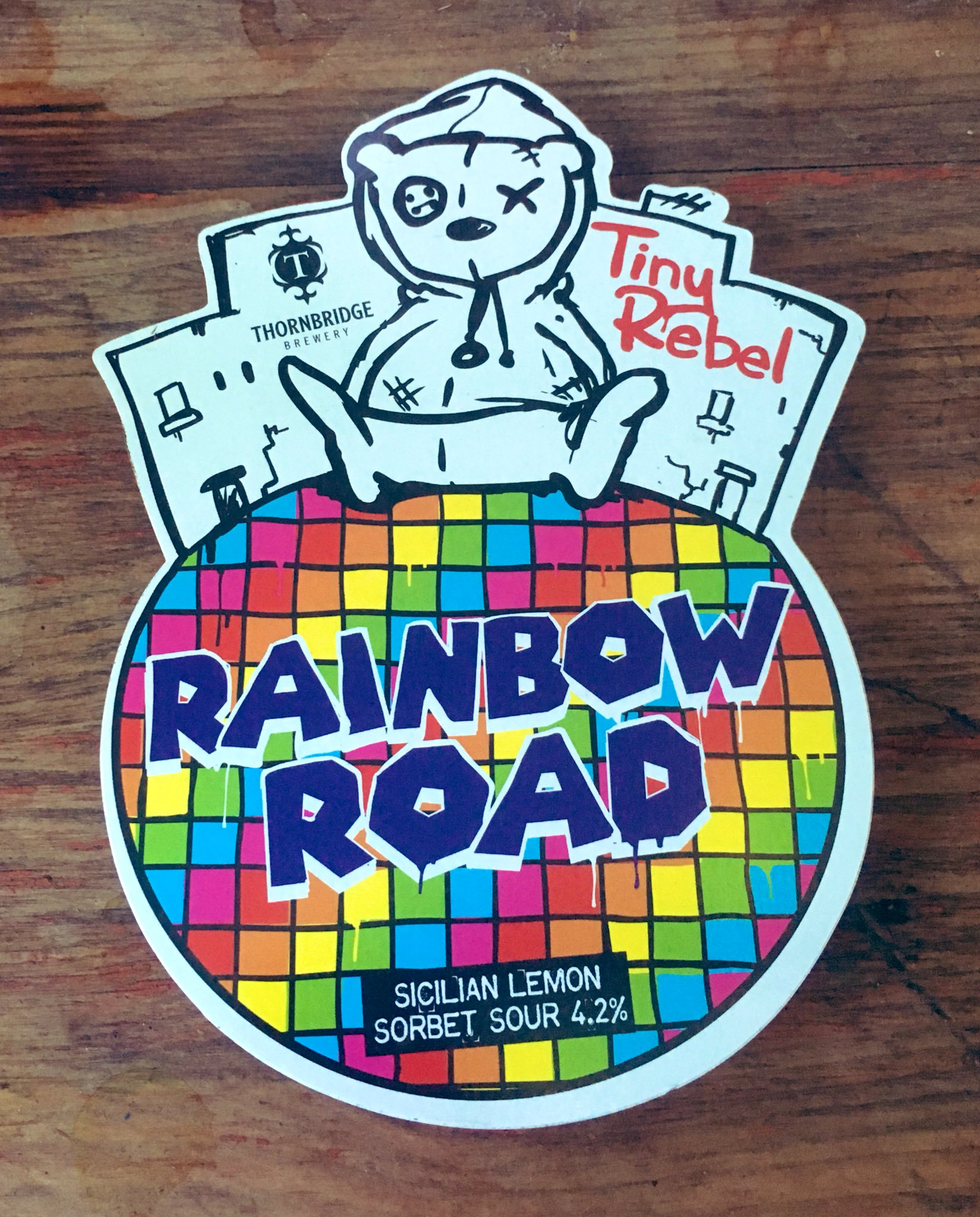 259: Rainbow Road