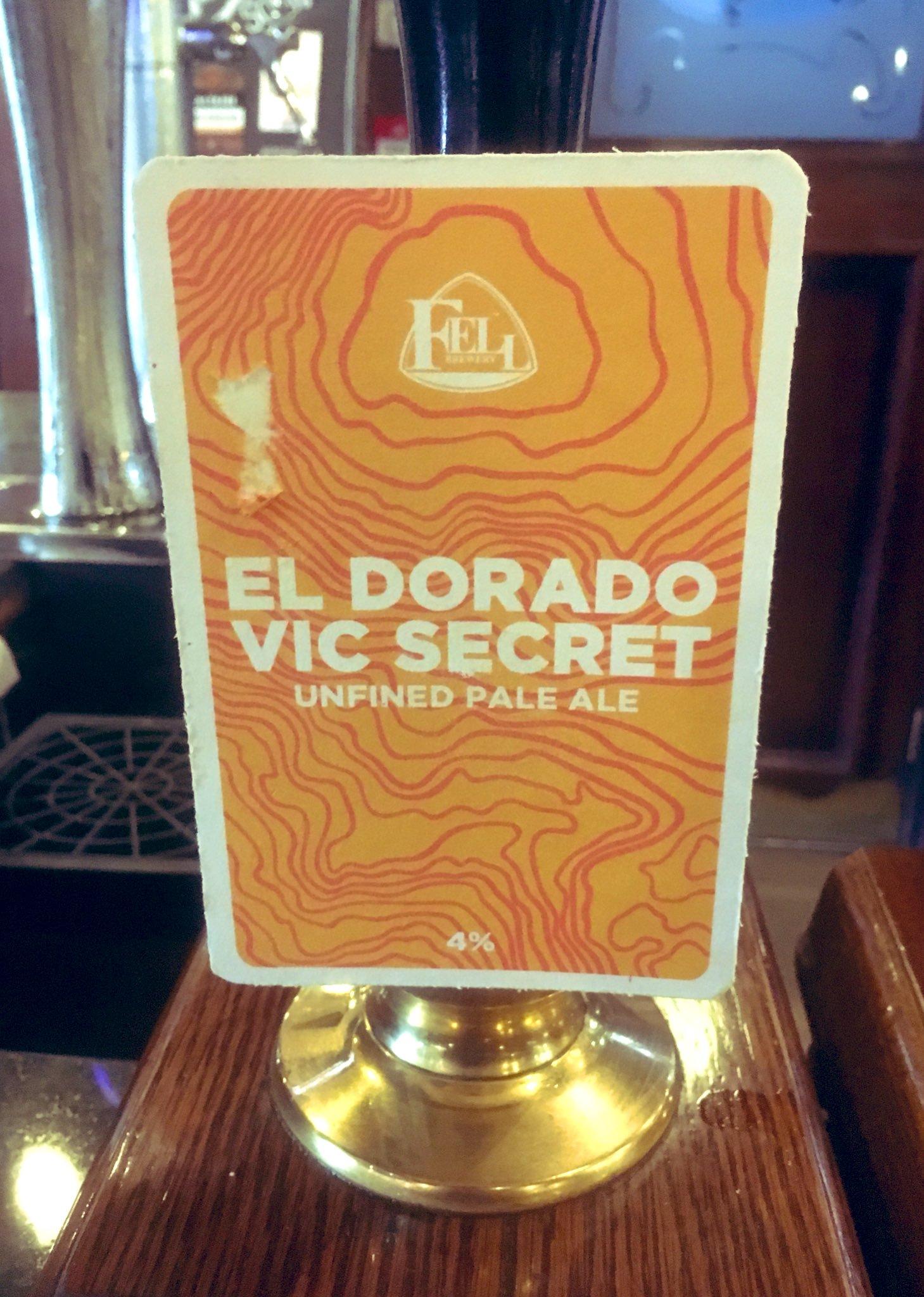 271: El Dorado Vic Secret