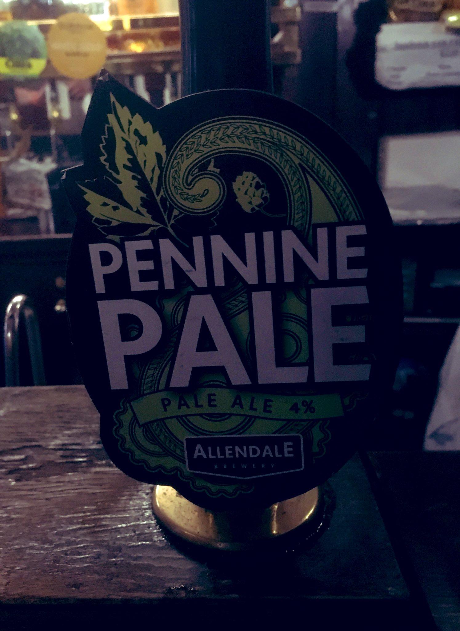 272: Pennine Pale