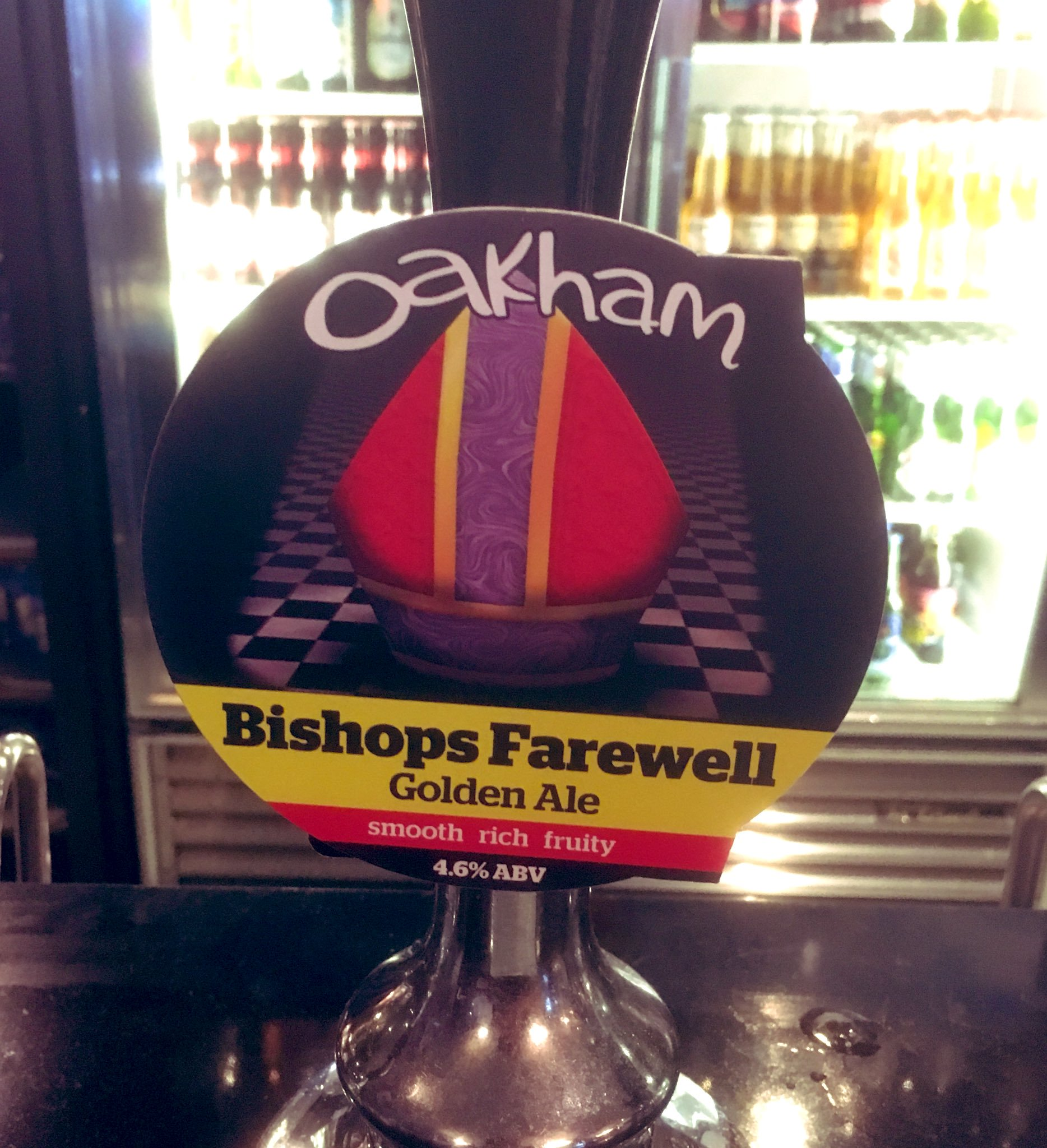 274: Bishops Farewell
