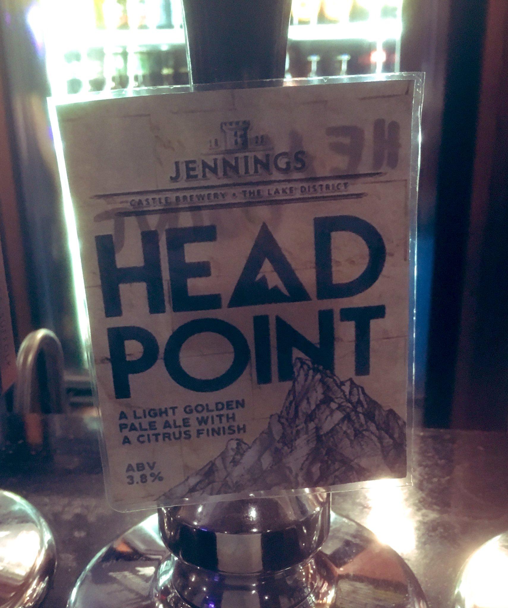 279: Head Point