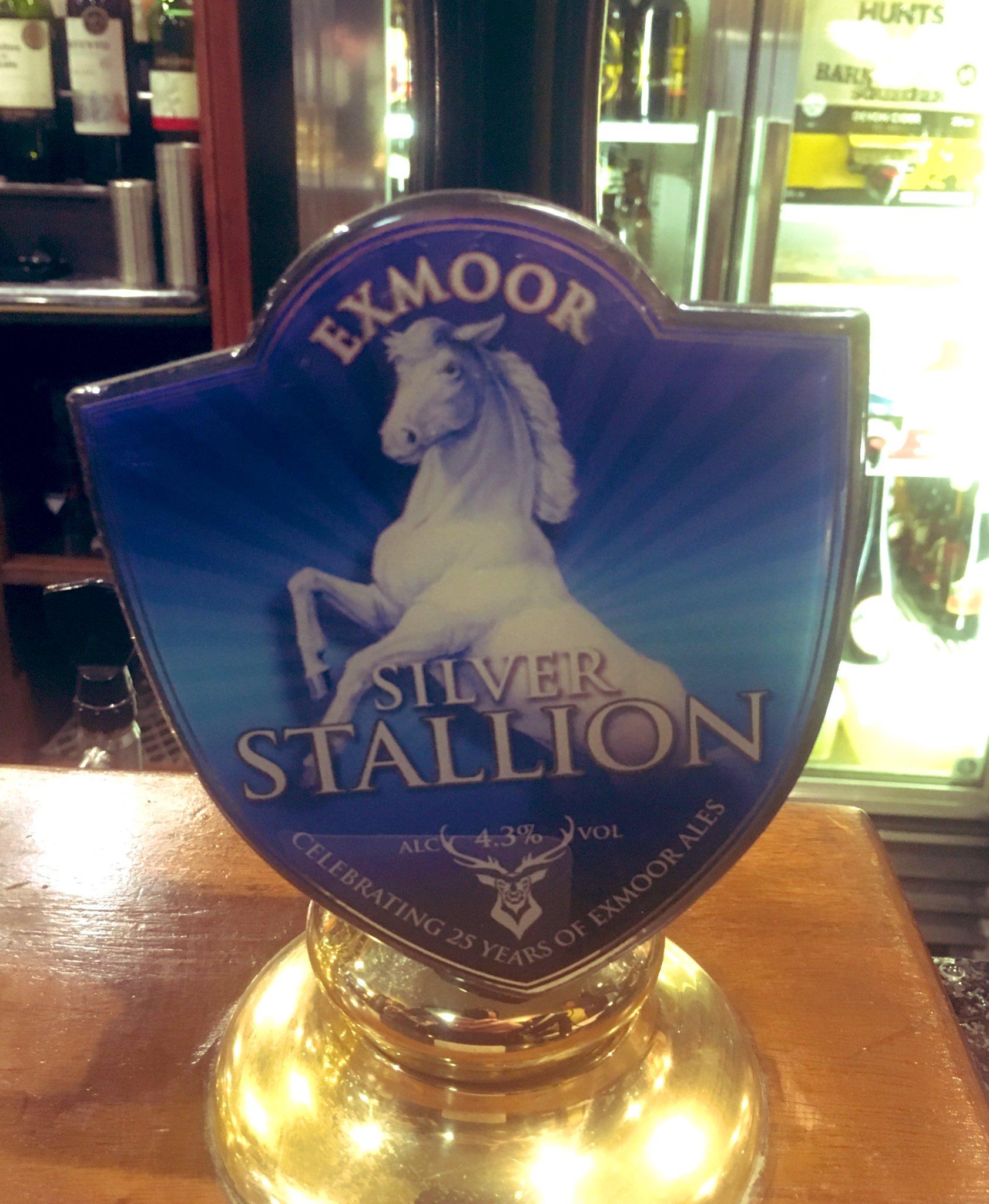 289: Silver Stallion