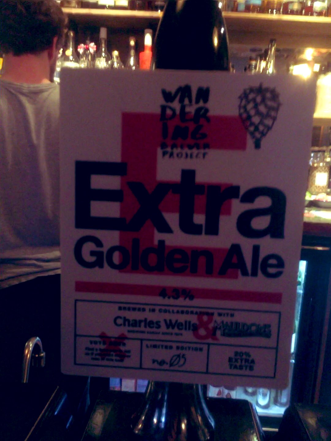 295: Extra Golden Ale