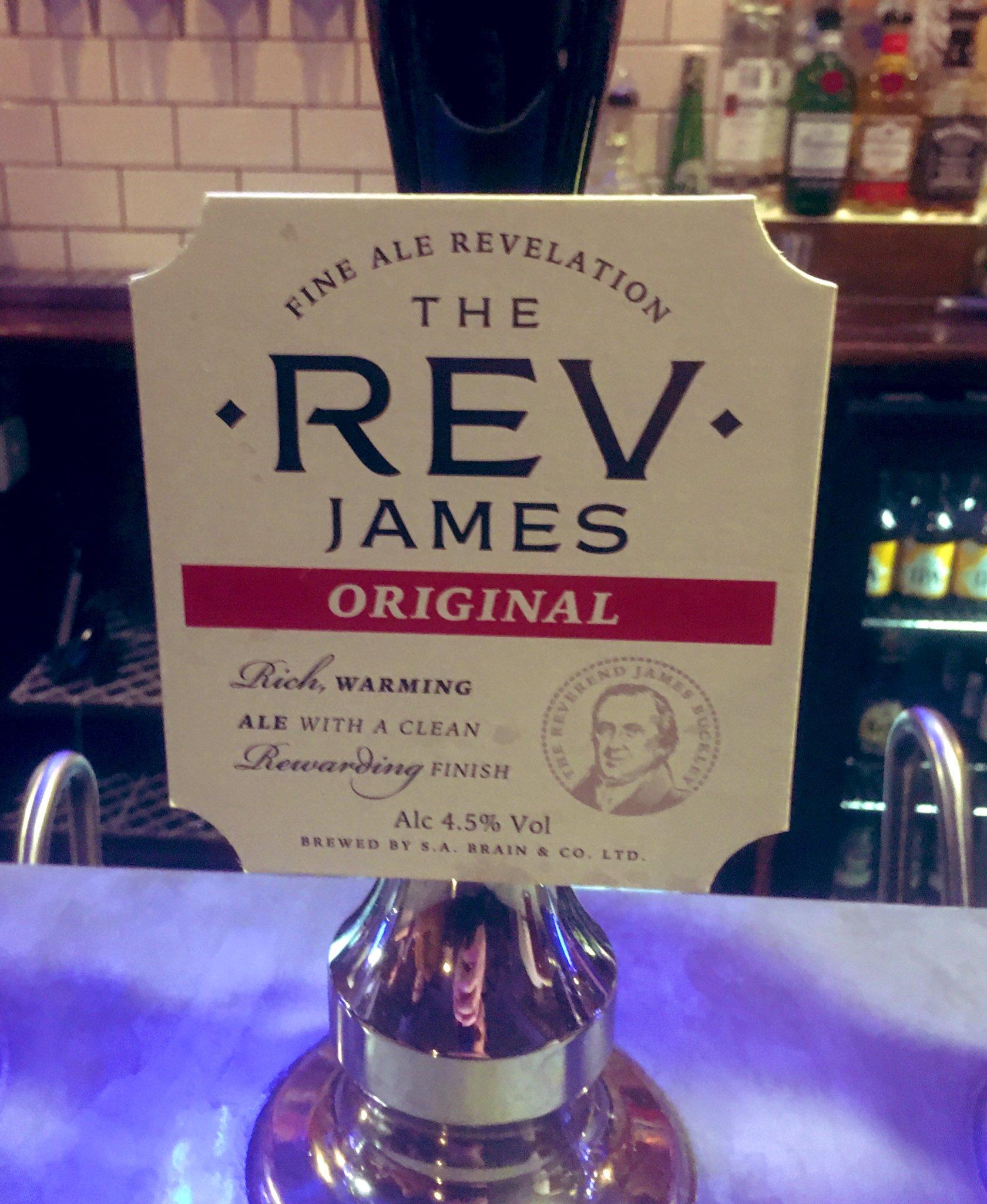 297: Rev James