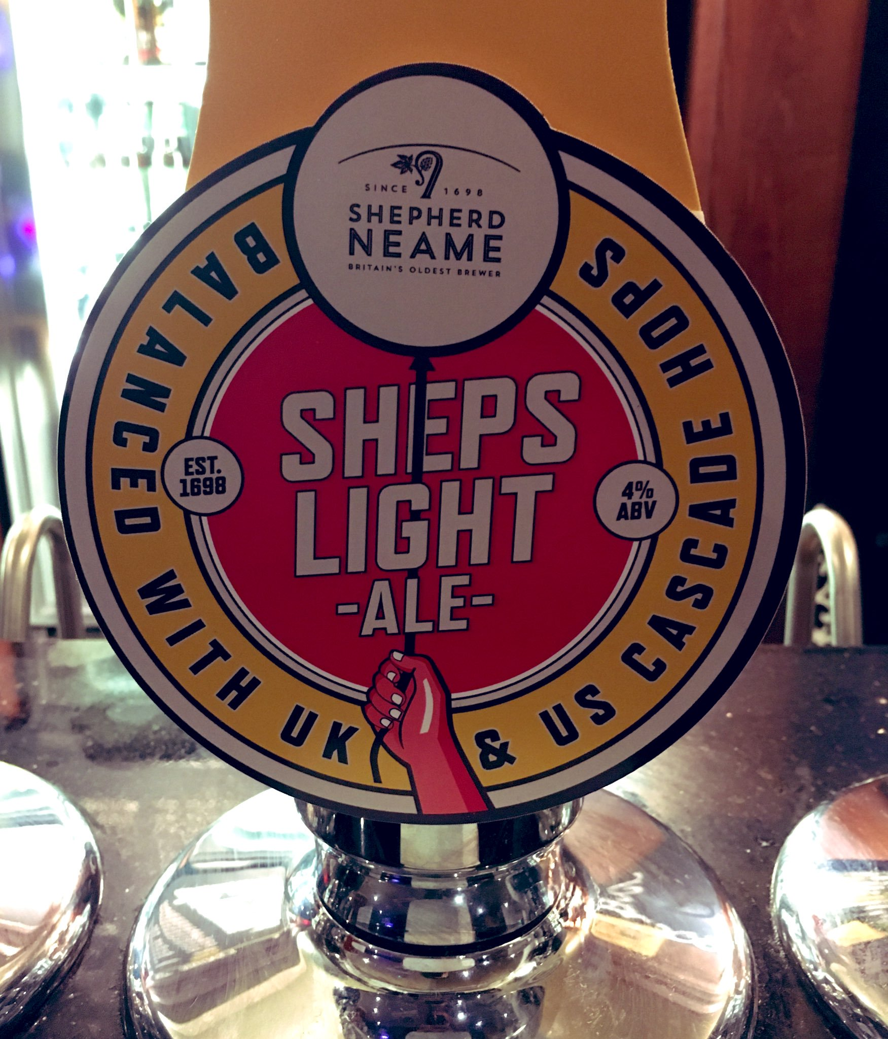 307: Sheps Light Ale