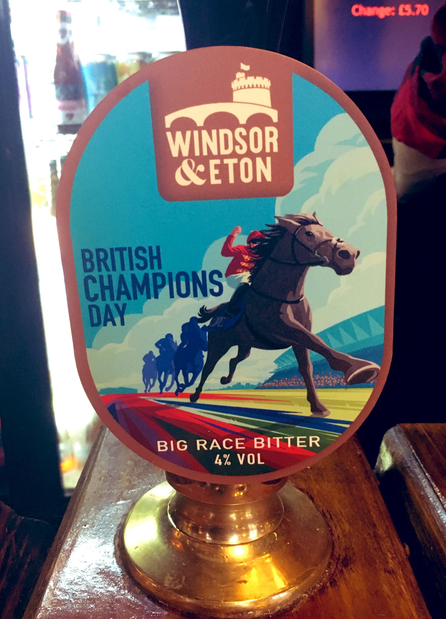 319: British Champions Day