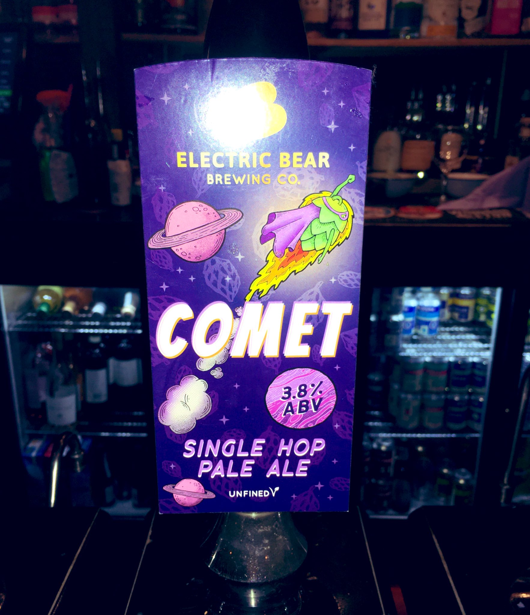 325: Comet