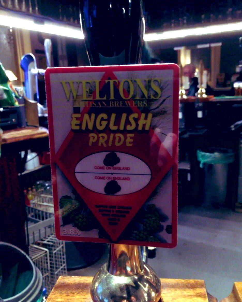 333: English Pride