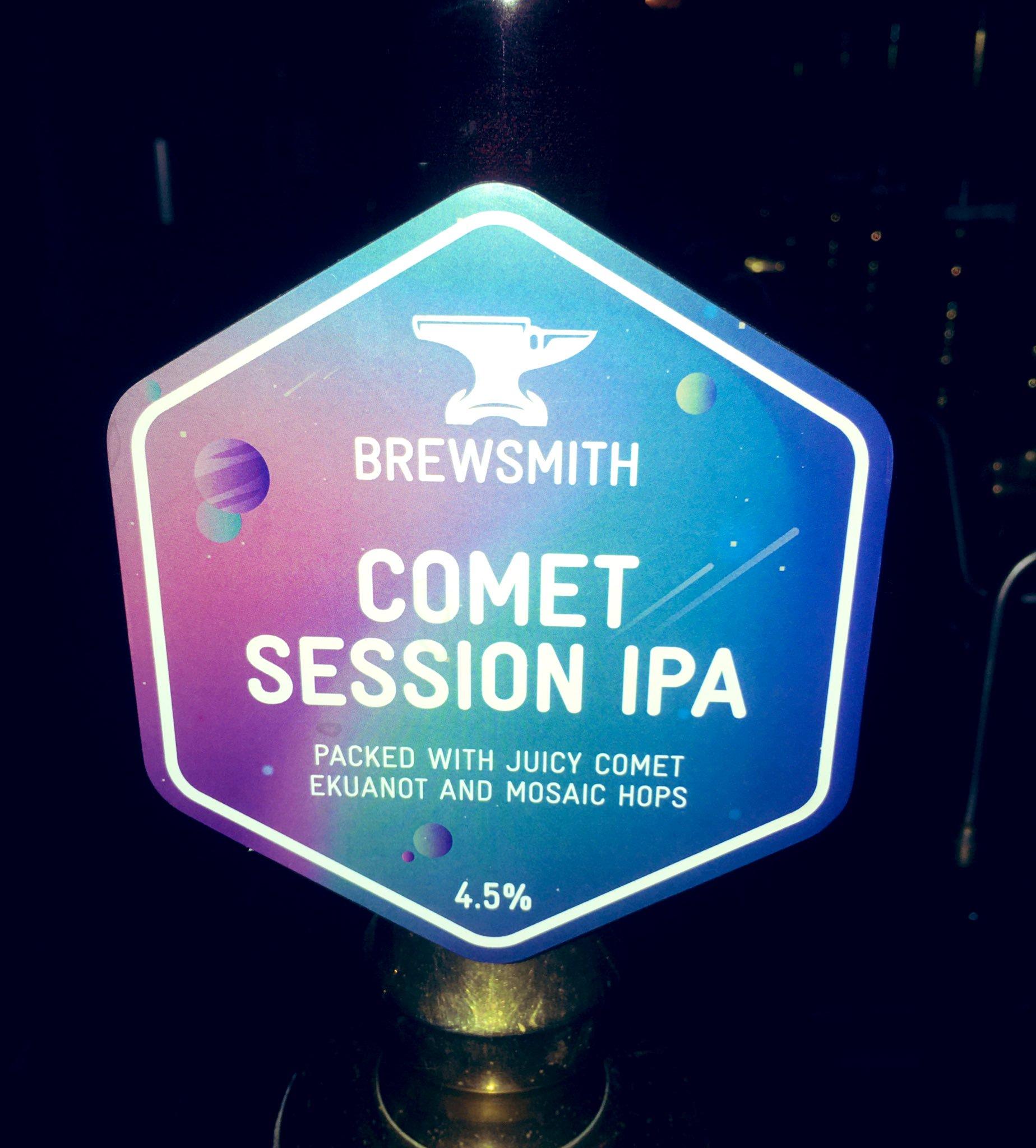337: Comet Session