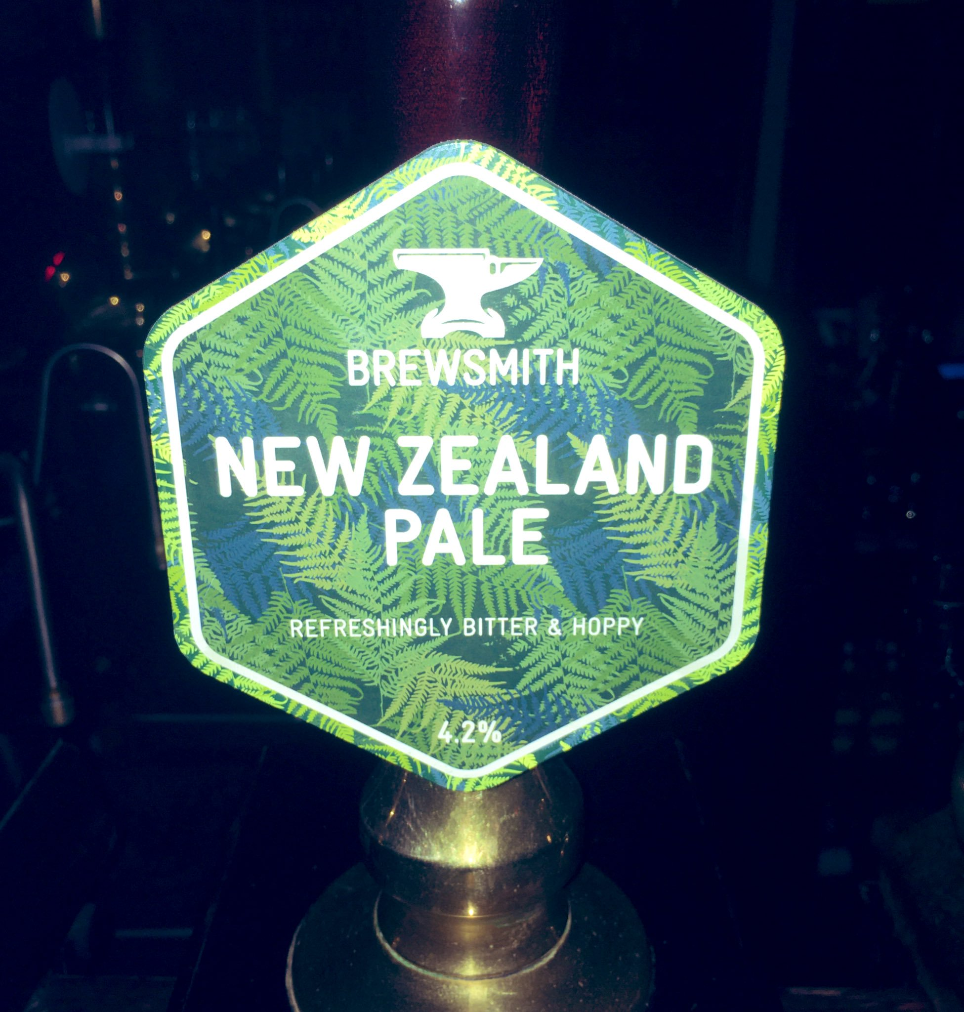 340: New Zealand Pale