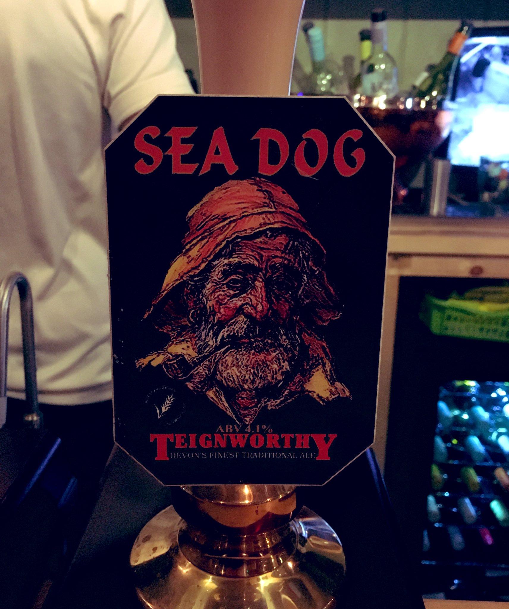 344: Sea Dog