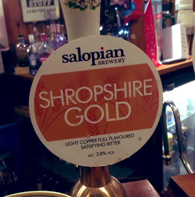 349: Shropshire Gold