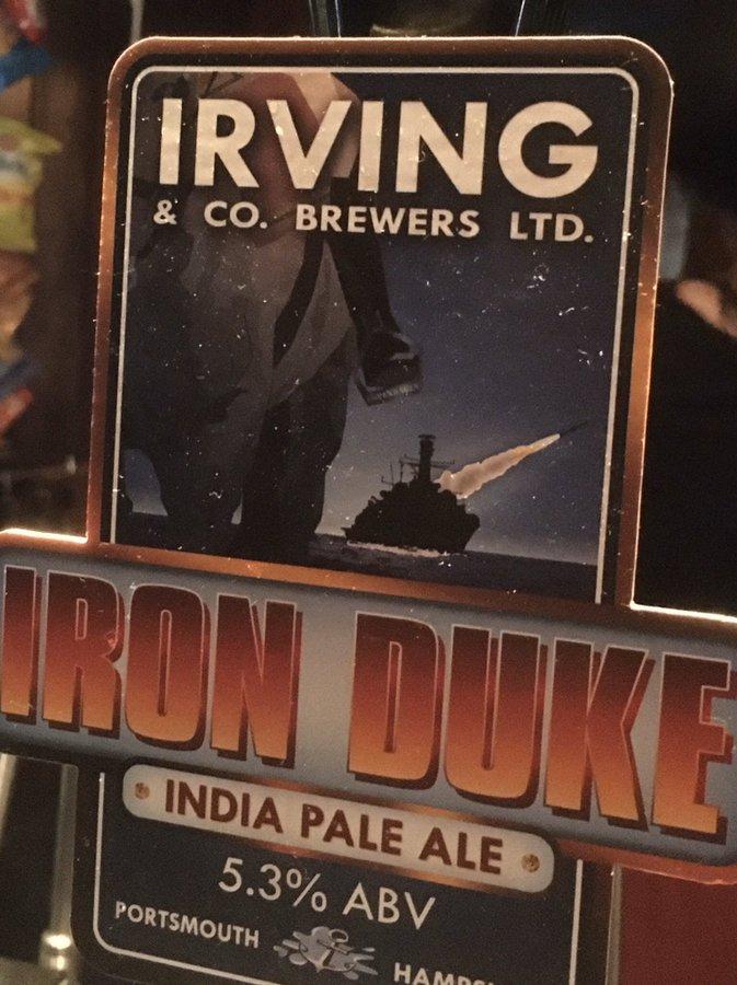 351: Iron Duke